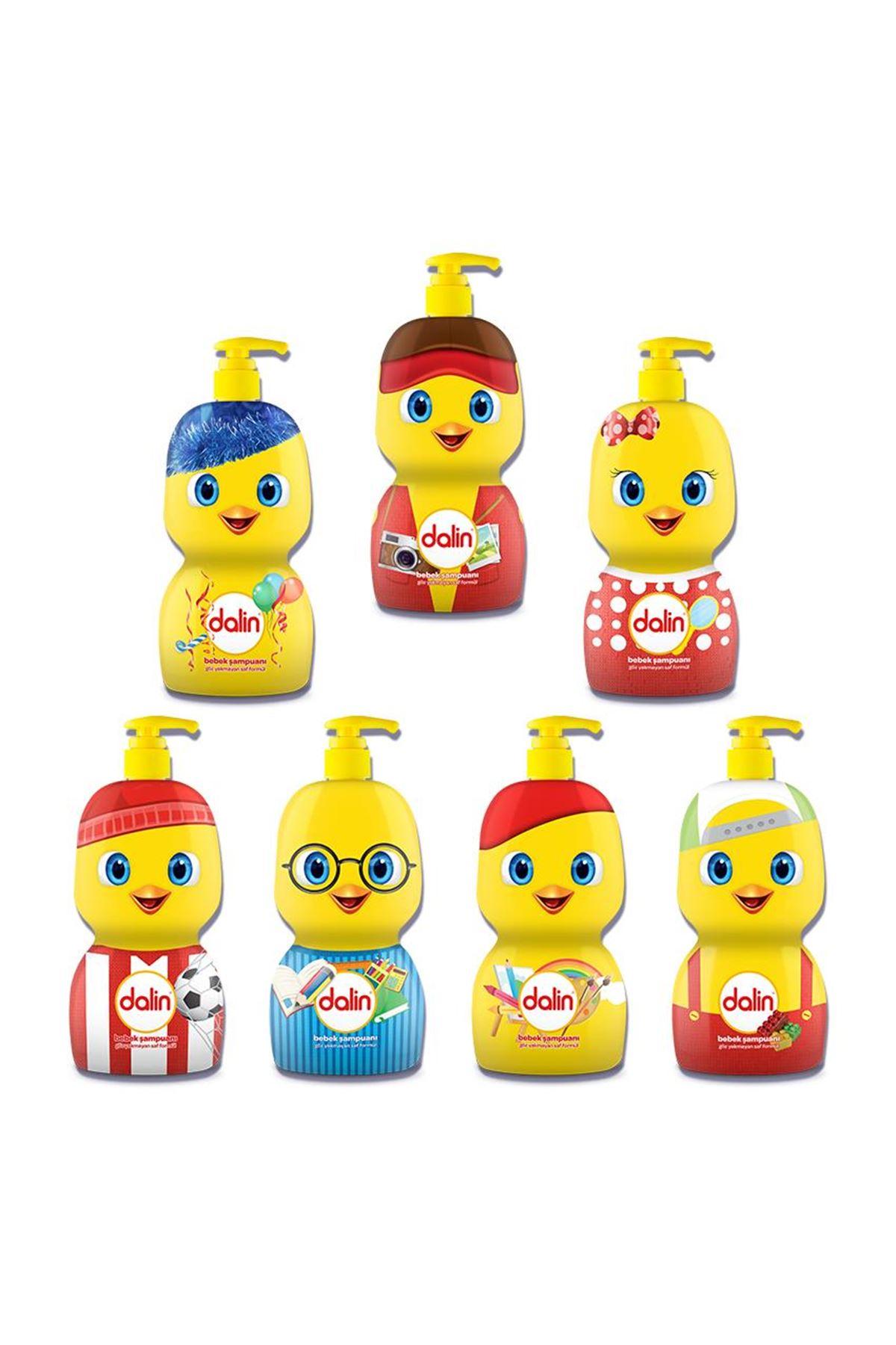 Dalin Klasik Civ Civ Bebek Şampuanı 650 ml