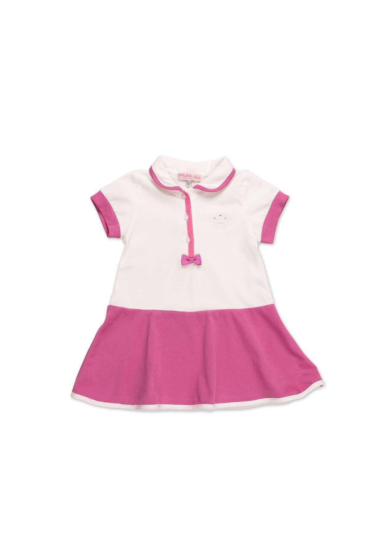 Babydola Elbise Set 11550 Pembe