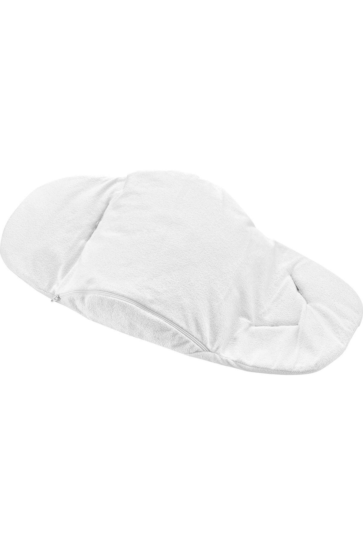 BabyJem Ana Kucağı Bel Desteği Havlu 158 Beyaz