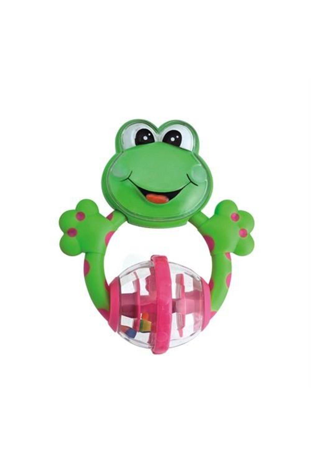 Chicco Eğlenceli Diş Kaşıma Çıngırağı Kurbağa