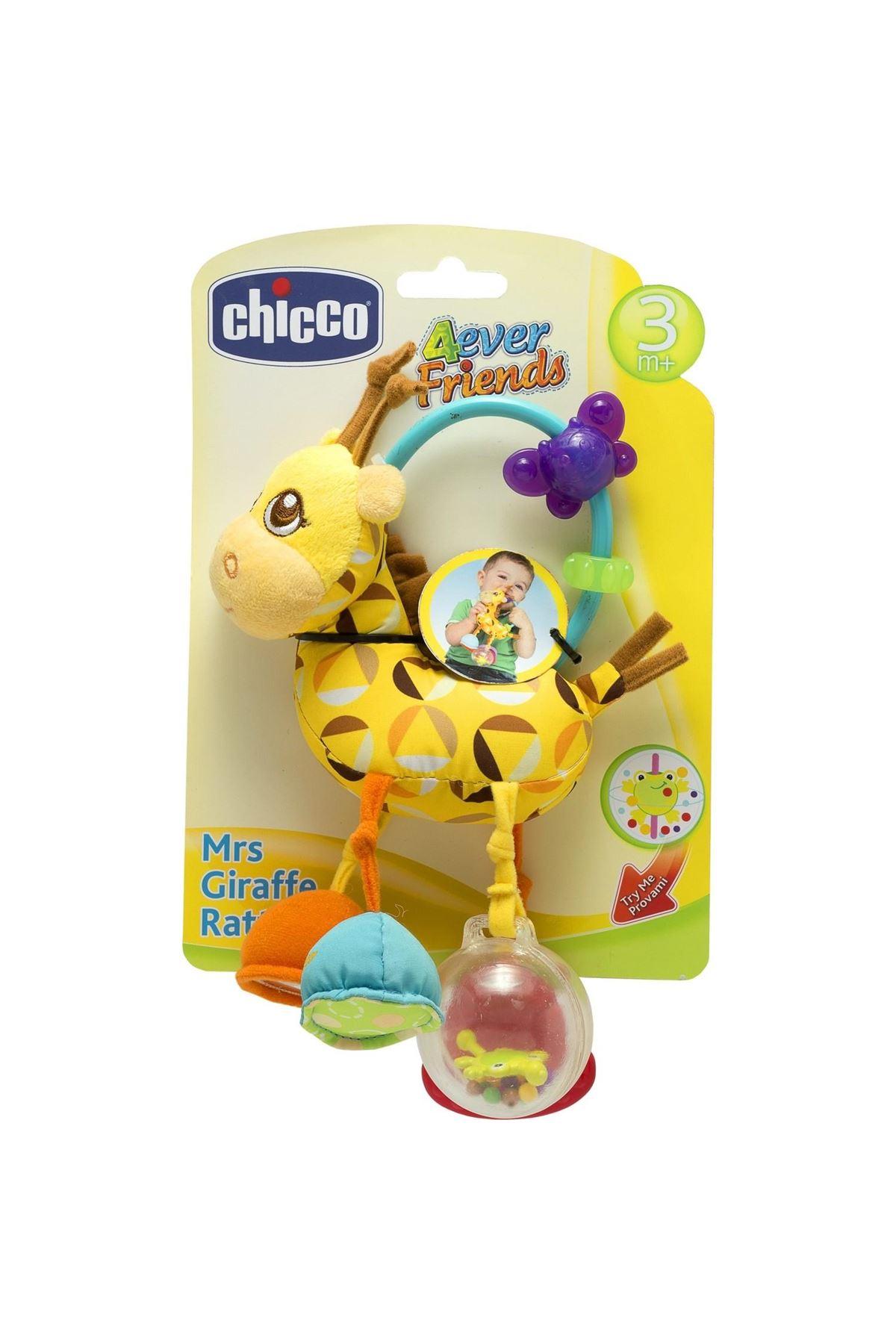 Chicco İlk Aktivite Zürafa Çıngırak