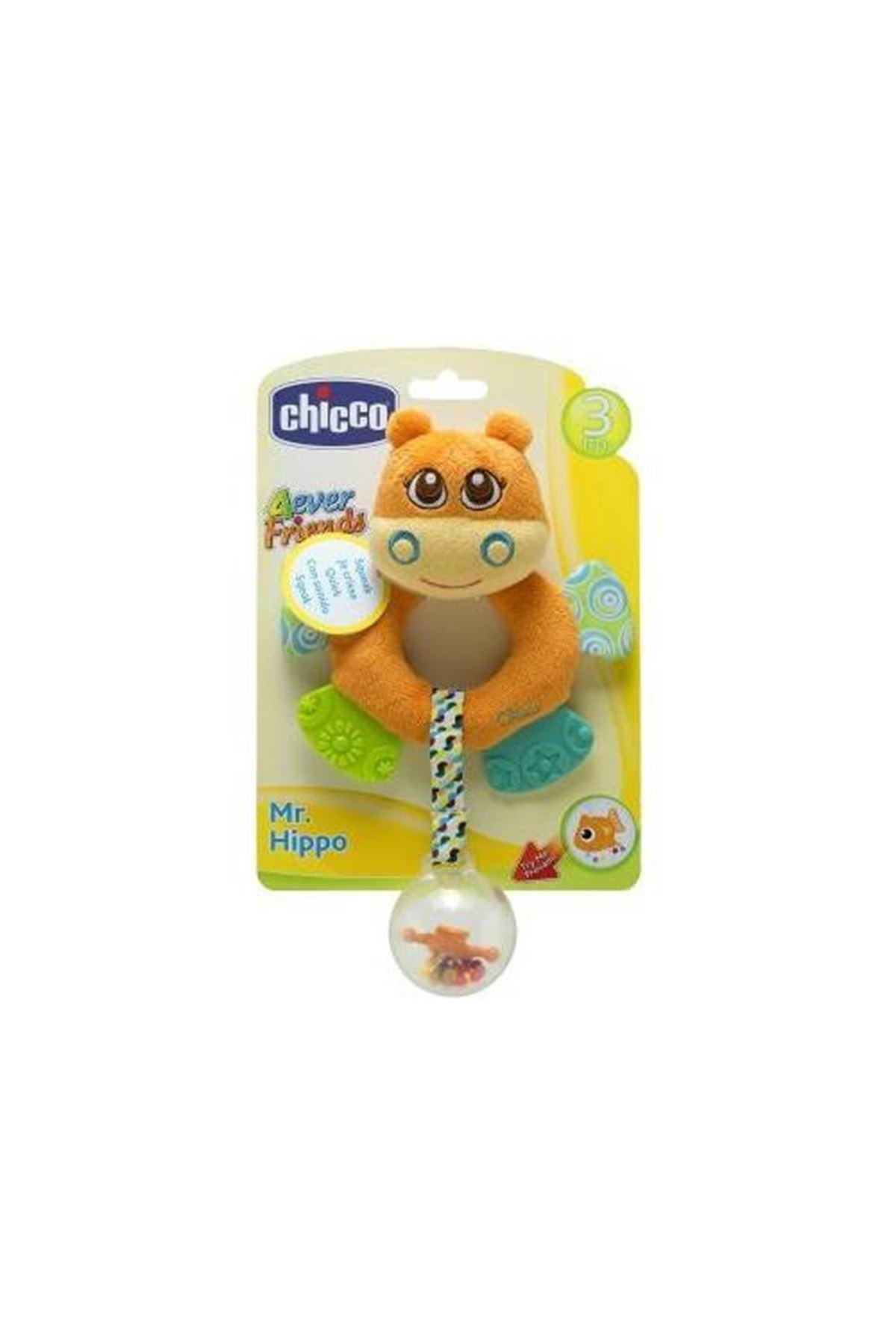 Chicco İlk Aktivite Hippo Çıngırak