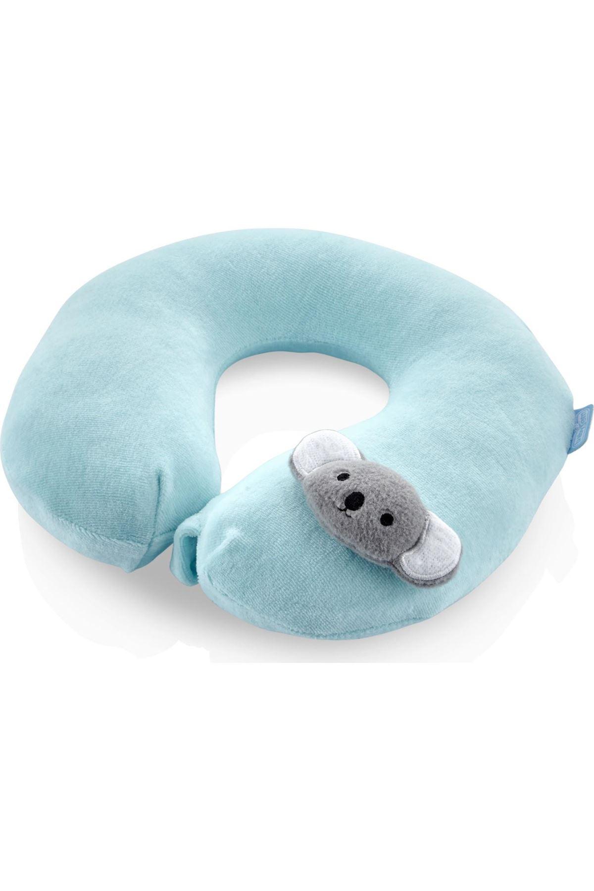 BabyJem Bebek Boyun Koruyucu Yastık 108 Mint