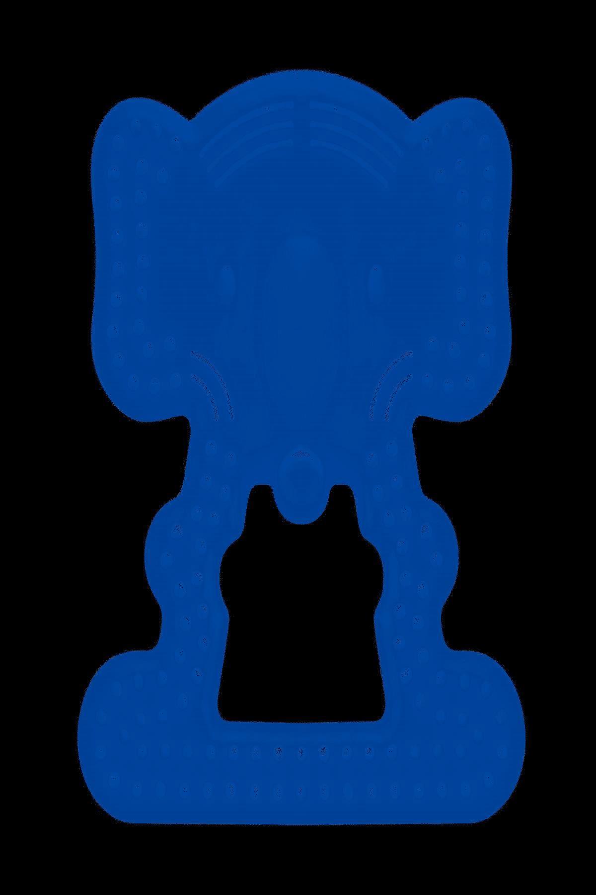 BabyJem Diş Kaşıyıcı Fil 628 Mavi