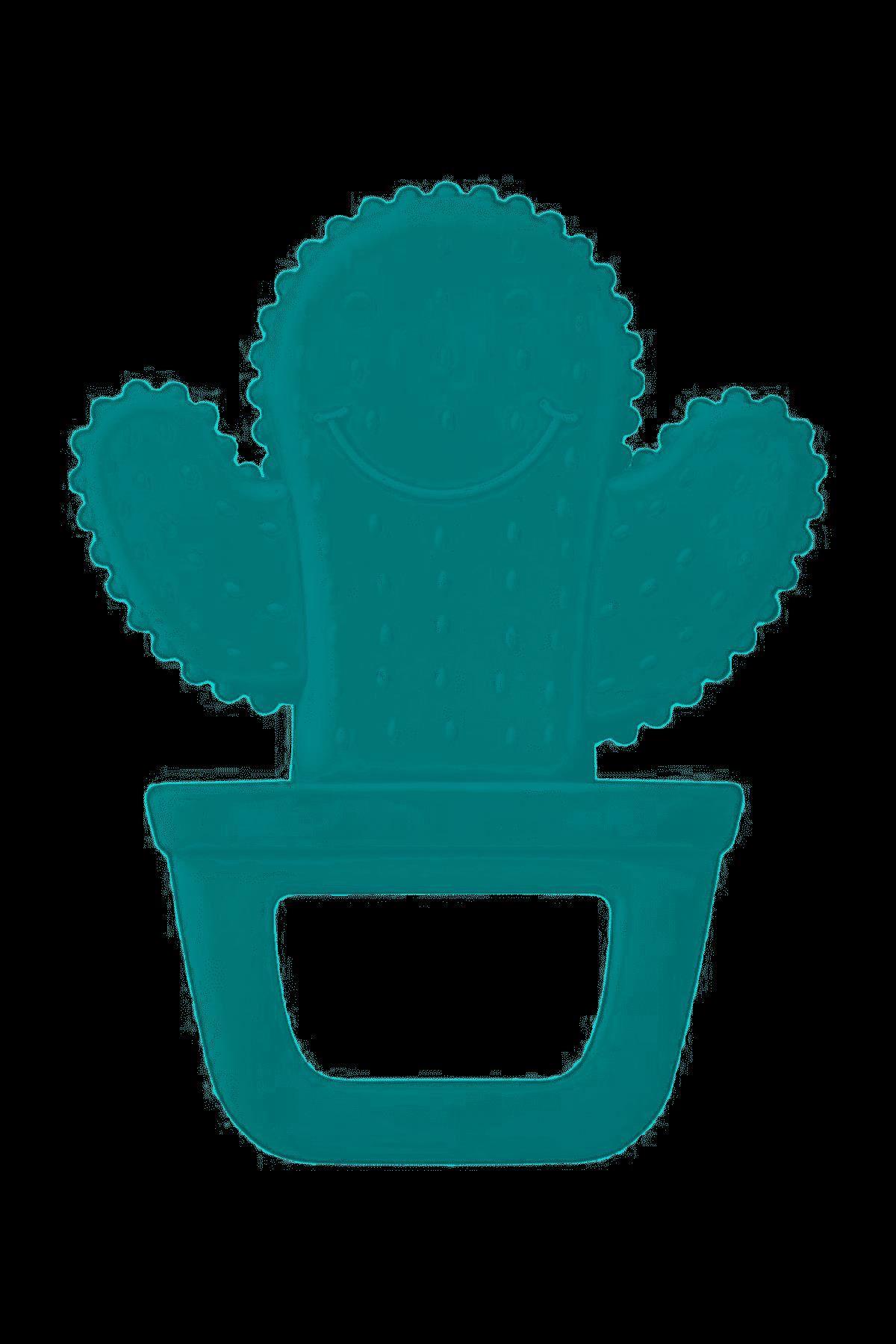 BabyJem Diş Kaşıyıcı Kaktüs 628 Yeşil