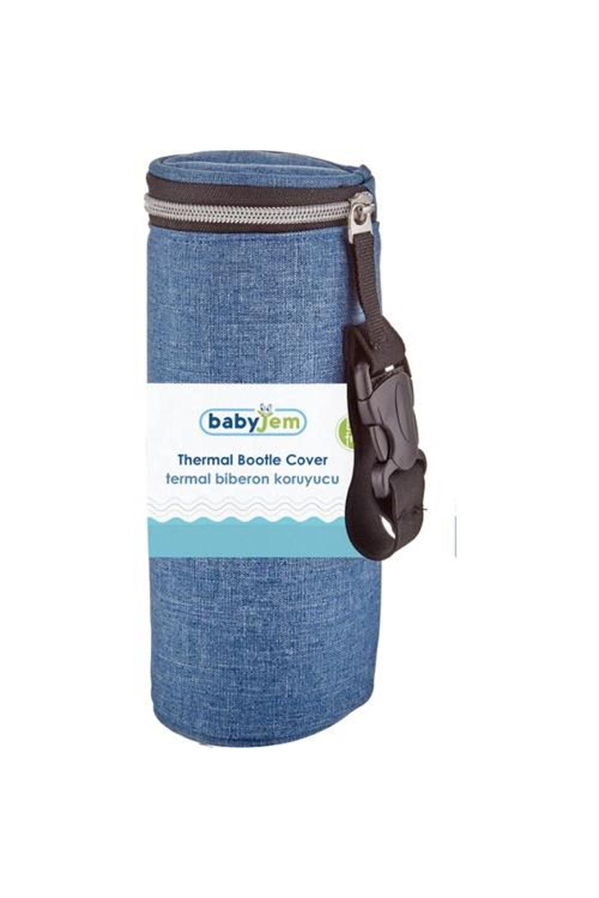 BabyJem Termal Biberon Koruyucu 622 Mavi