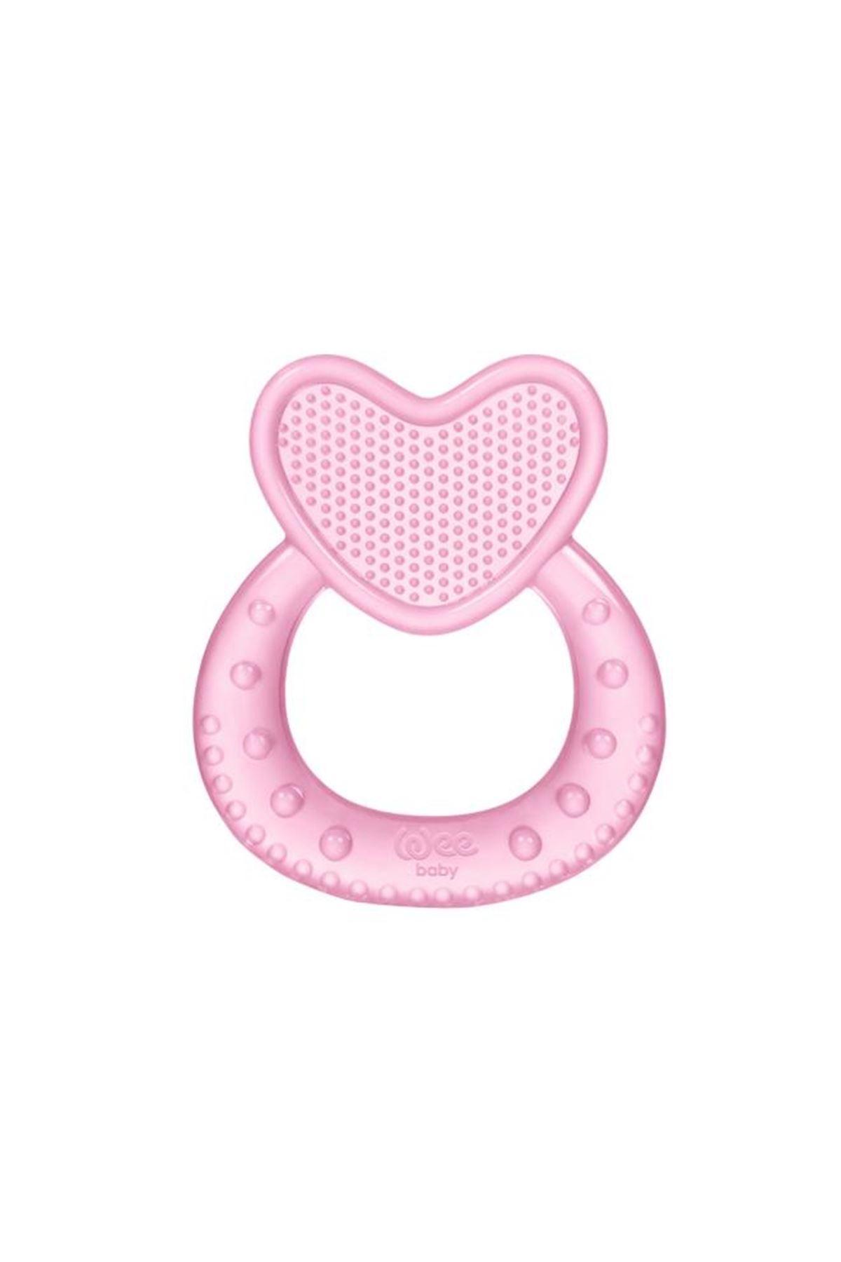 Wee Baby Kalpli Silikon Diş Kaşıyıcı 912
