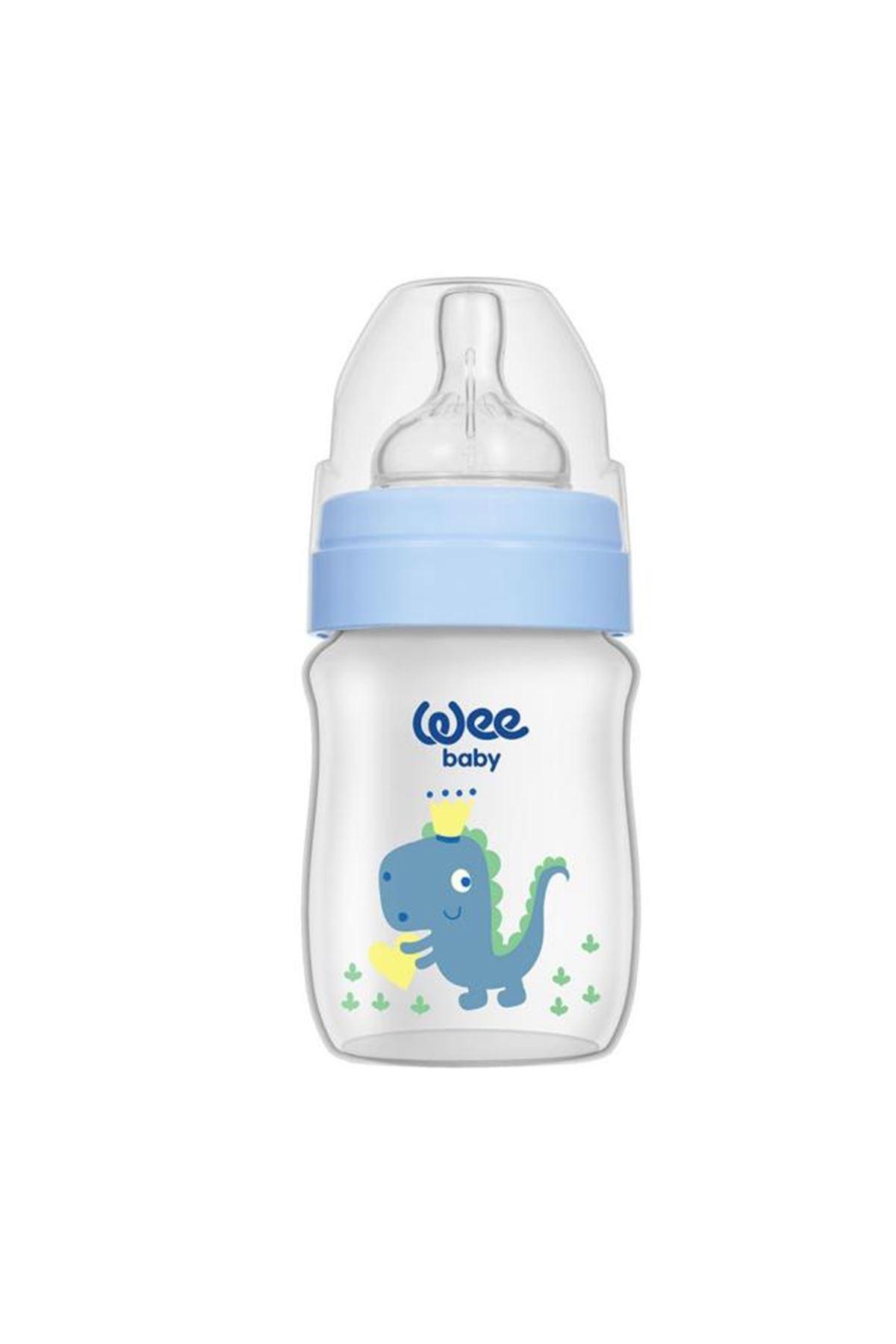 Wee Baby Klasik Plus Geniş Agızlı PP Biberon 150 ml 135