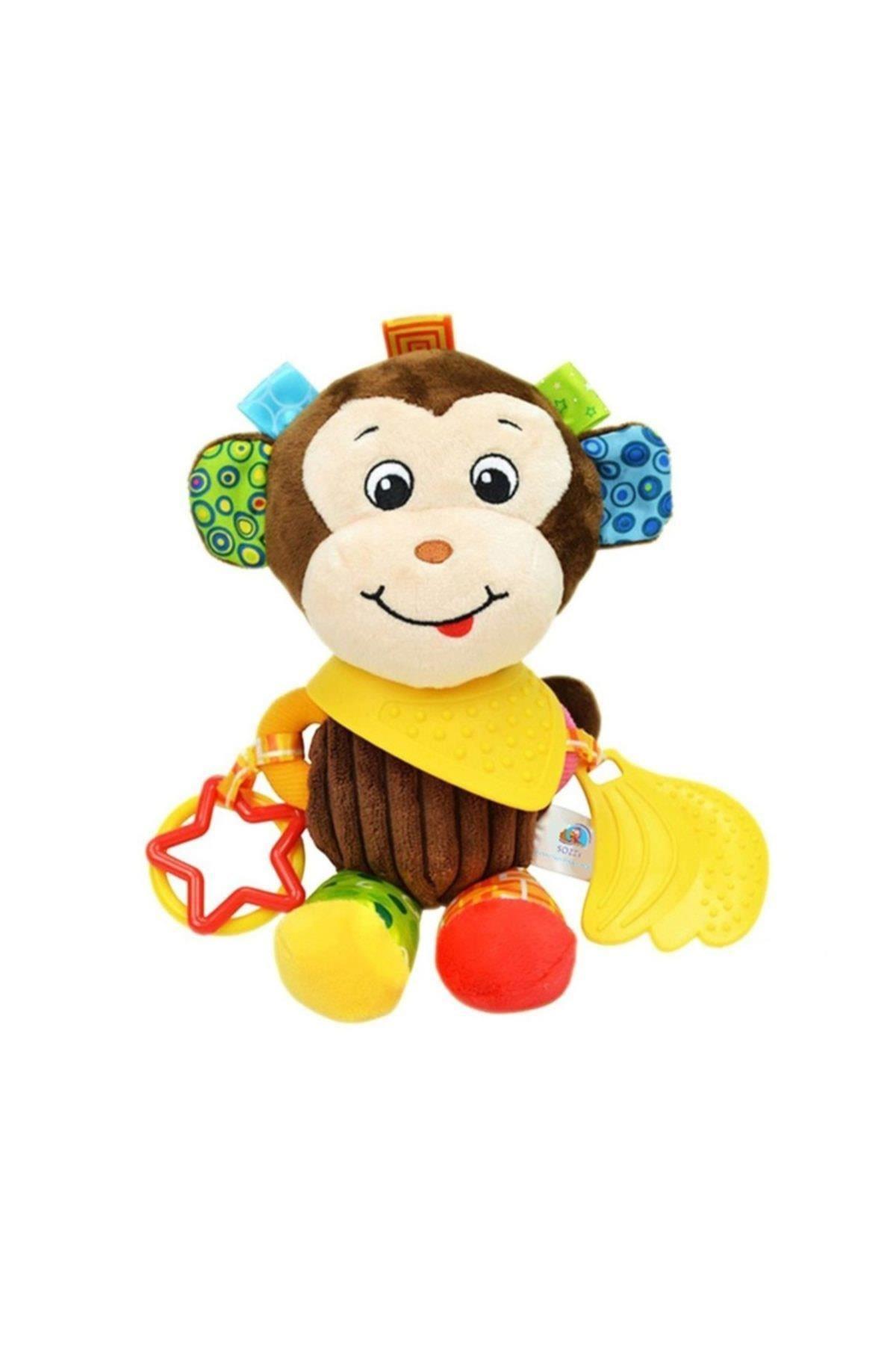 Sozzy Toys Maymun Arkadaşım Aktivite Oyuncağım SZY130
