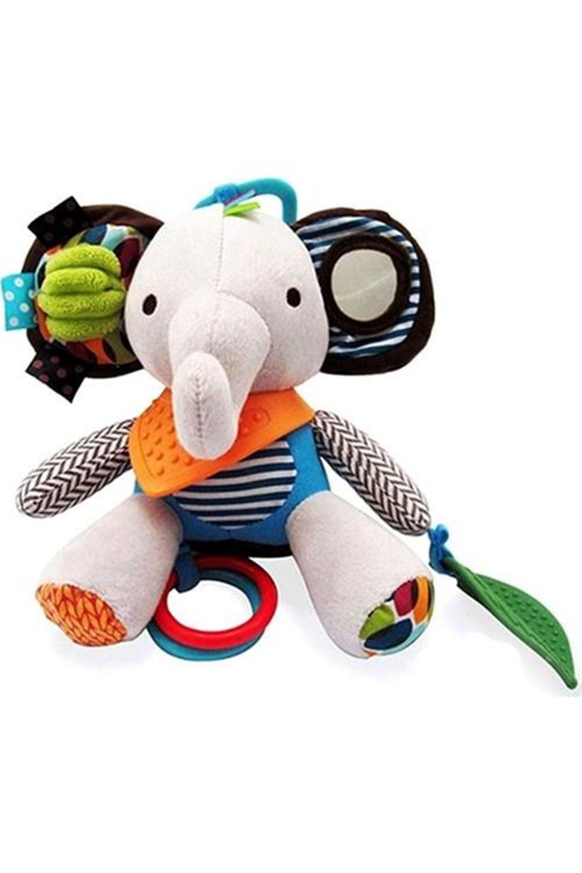 Sozzy Toys Fil Arkadaşım Aktivite Oyuncağı SZY131