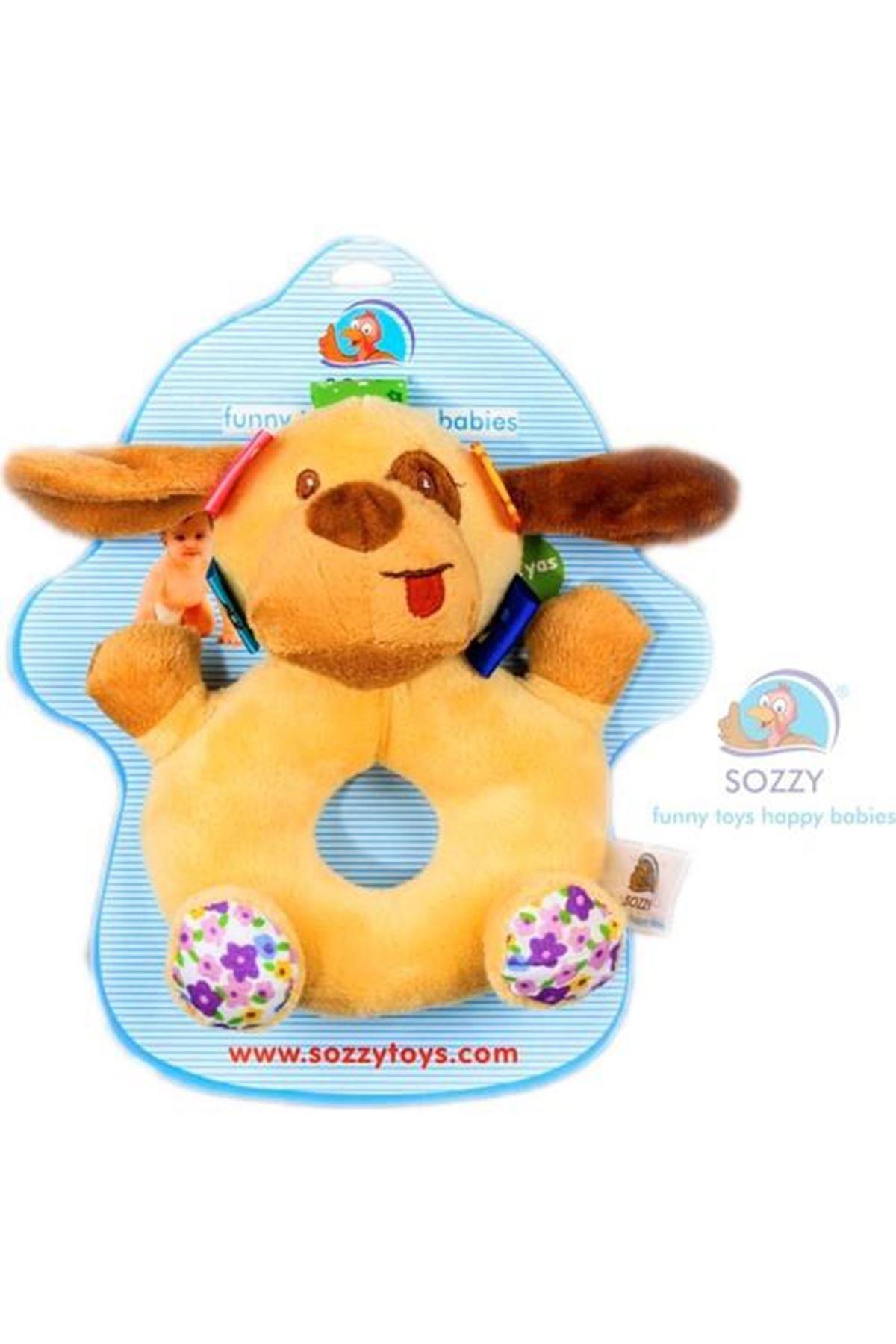 Sozzy Toys Çıngıraklı Köpeğim SZY105