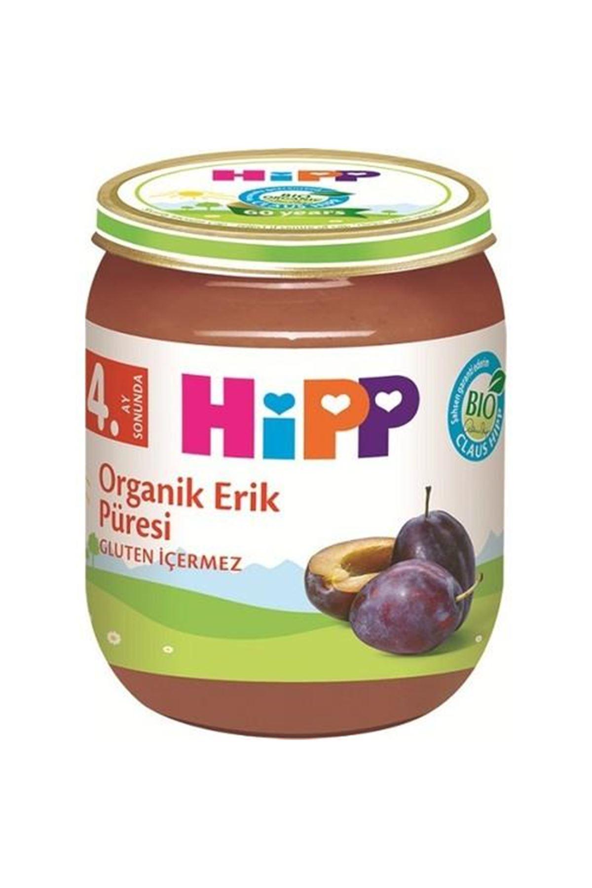Hipp Organik Erik Püresi 125 Gr