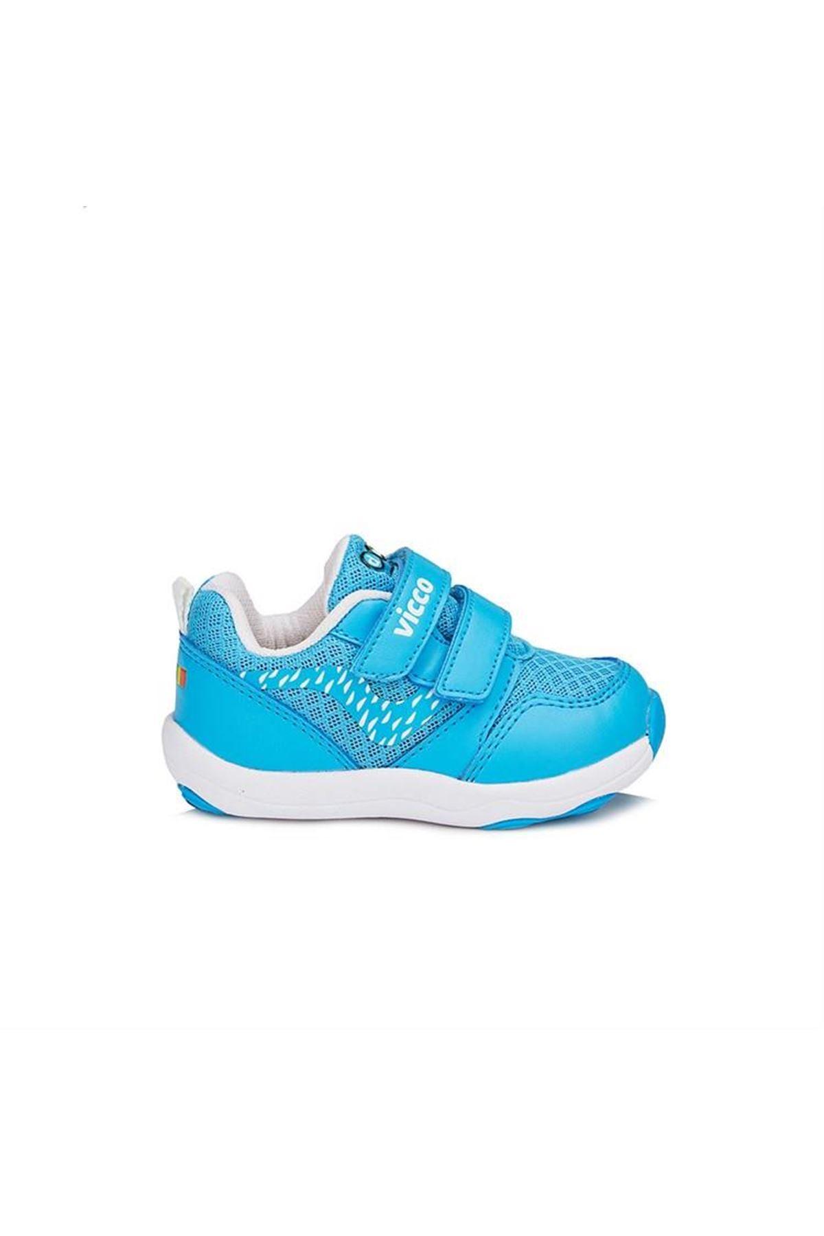 Vicco Bebe Spor Ayakkabı 313.B19K.125 Mavi