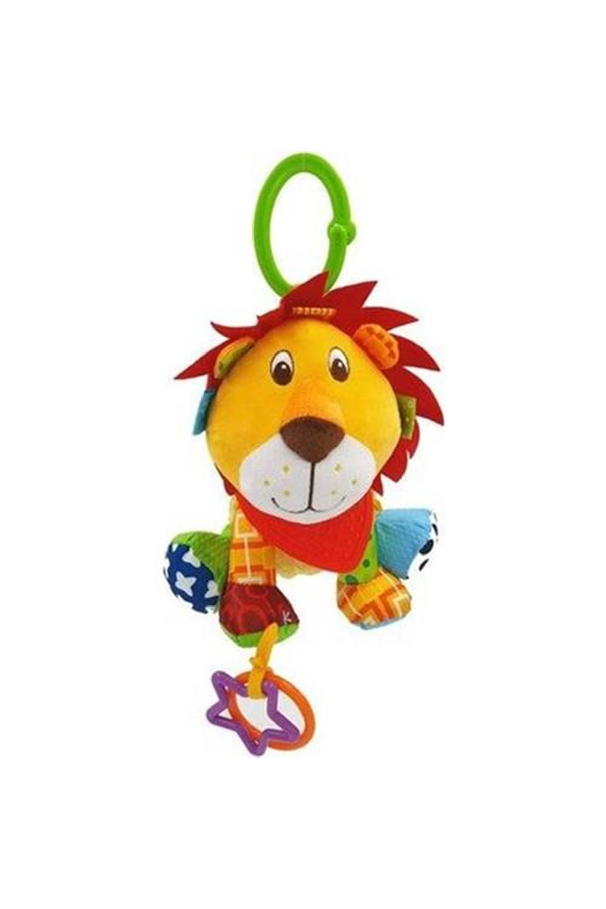 Sozzy Toys Aslan Arkadaşım Aktivite Oyuncağı SZY132