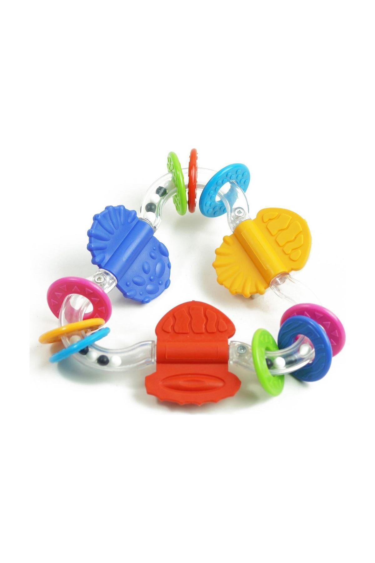 Bondigo Eğlenceli Üçgen Diş Kaşıyıcı BL1033