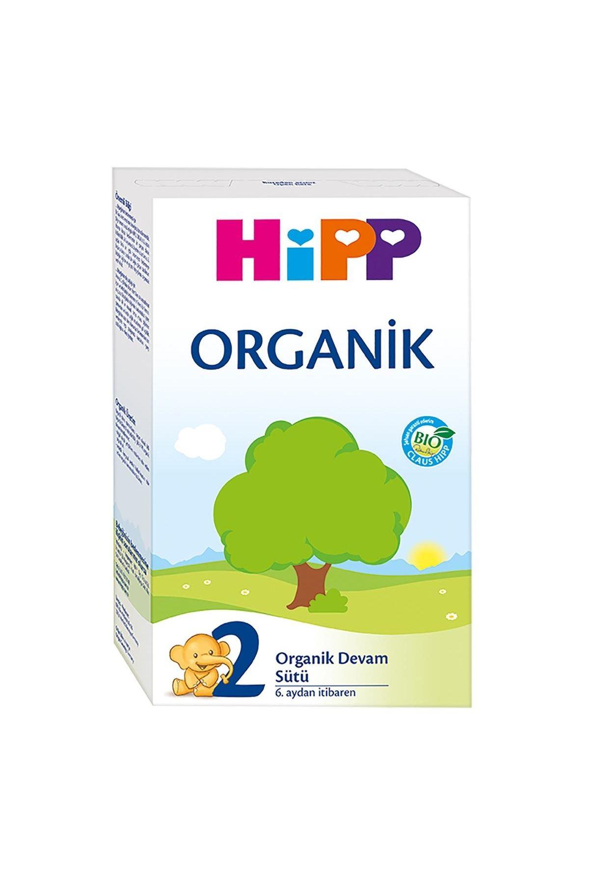 Hipp 2 Organik Bebek Devam Sütü 300 Gr