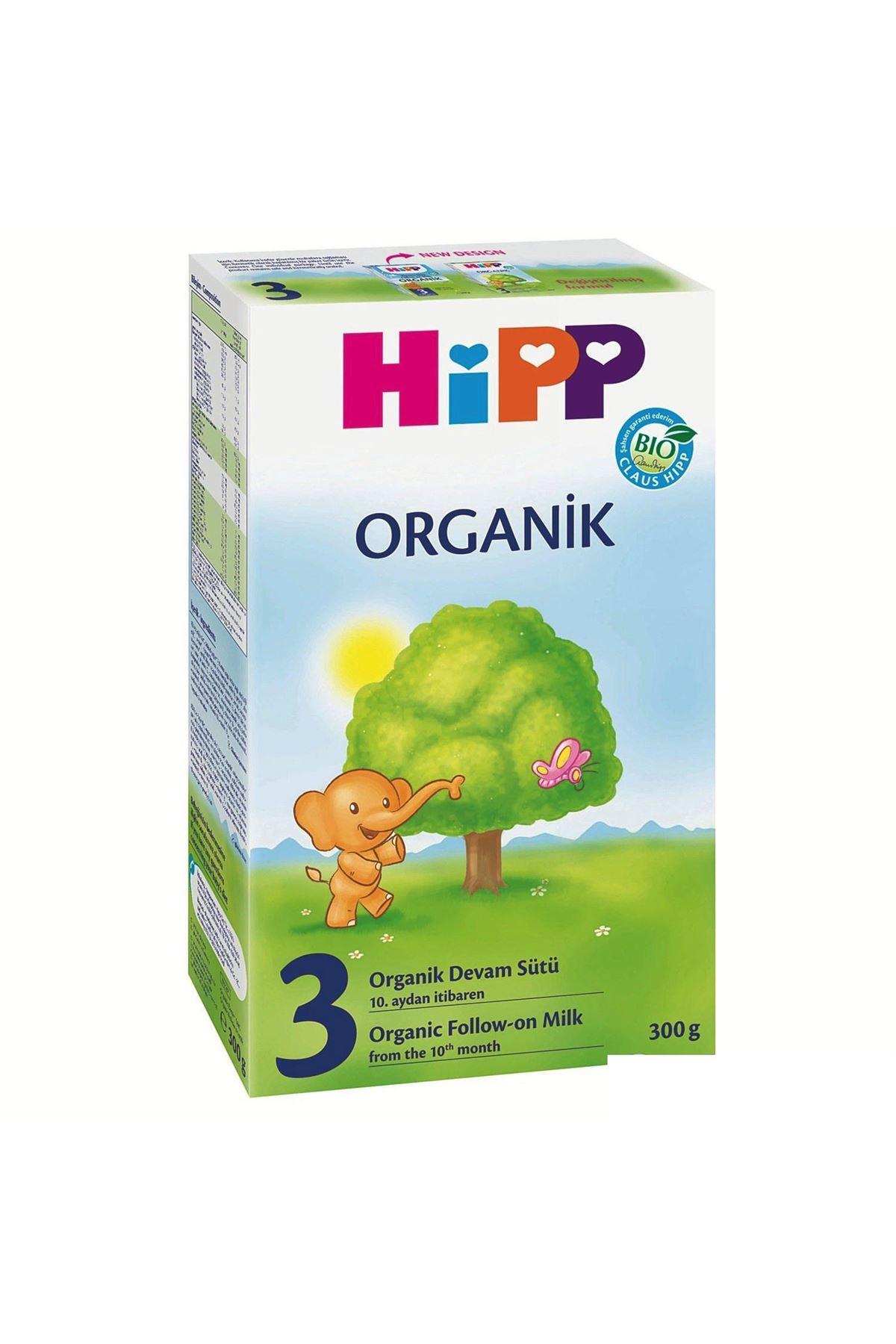 Hipp 3 Organik Bebek Formülü 300 Gr