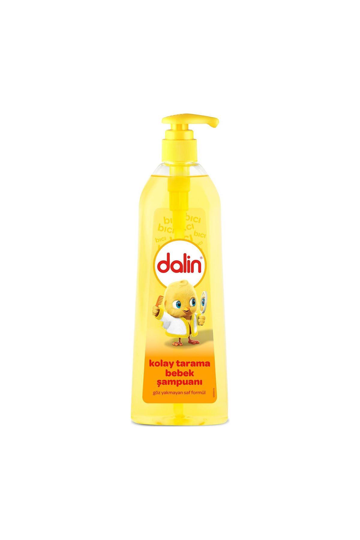 Dalin Bebek Şampuanı Kolay Tarama 750 ml