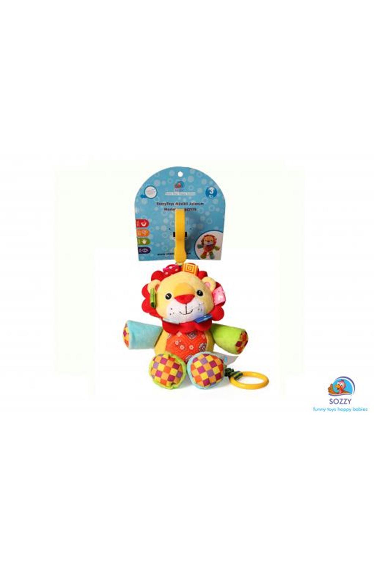 Sozzy Toys Müzikli Aslanım SZY175