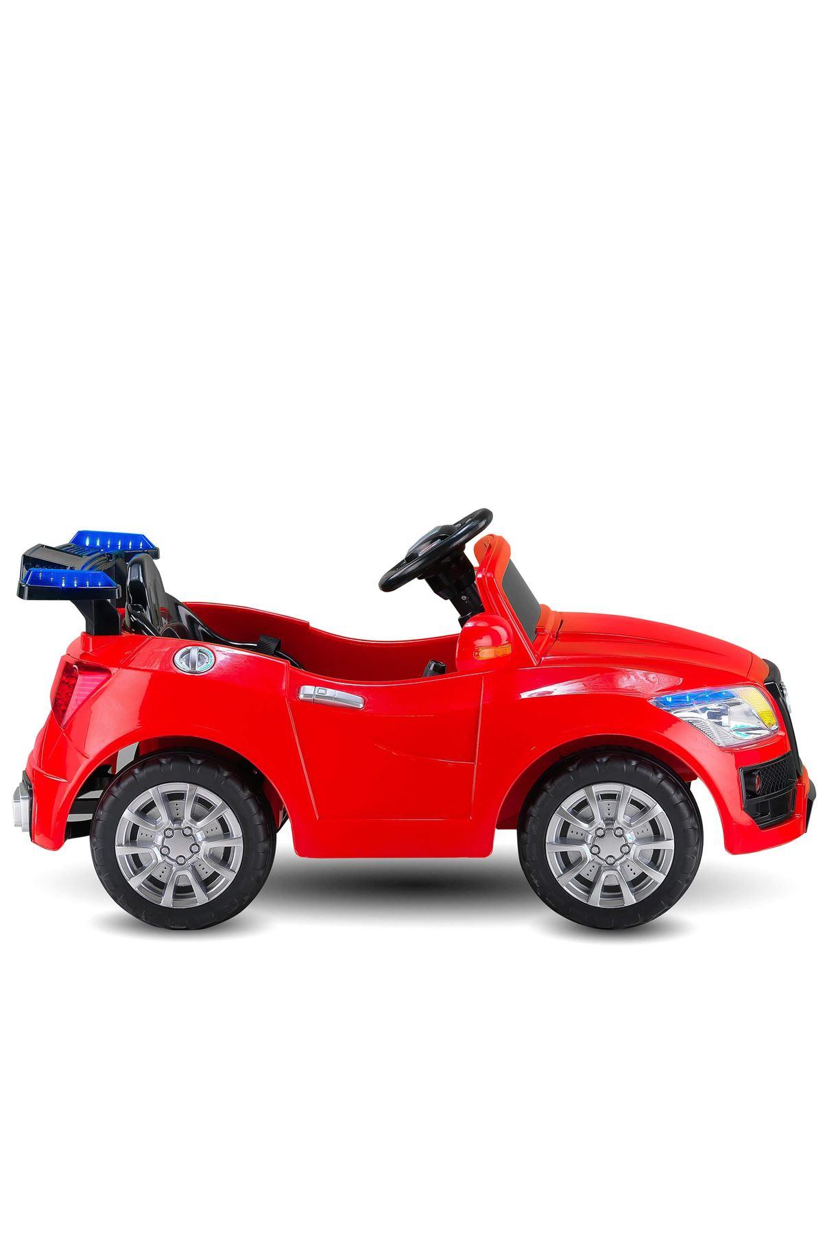 Babyhope Akülü Araba 436 Kırmızı