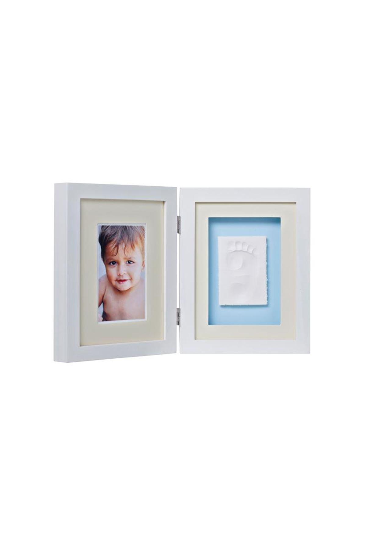 Baby Memory Prints Masa Çerçevesi Beyaz