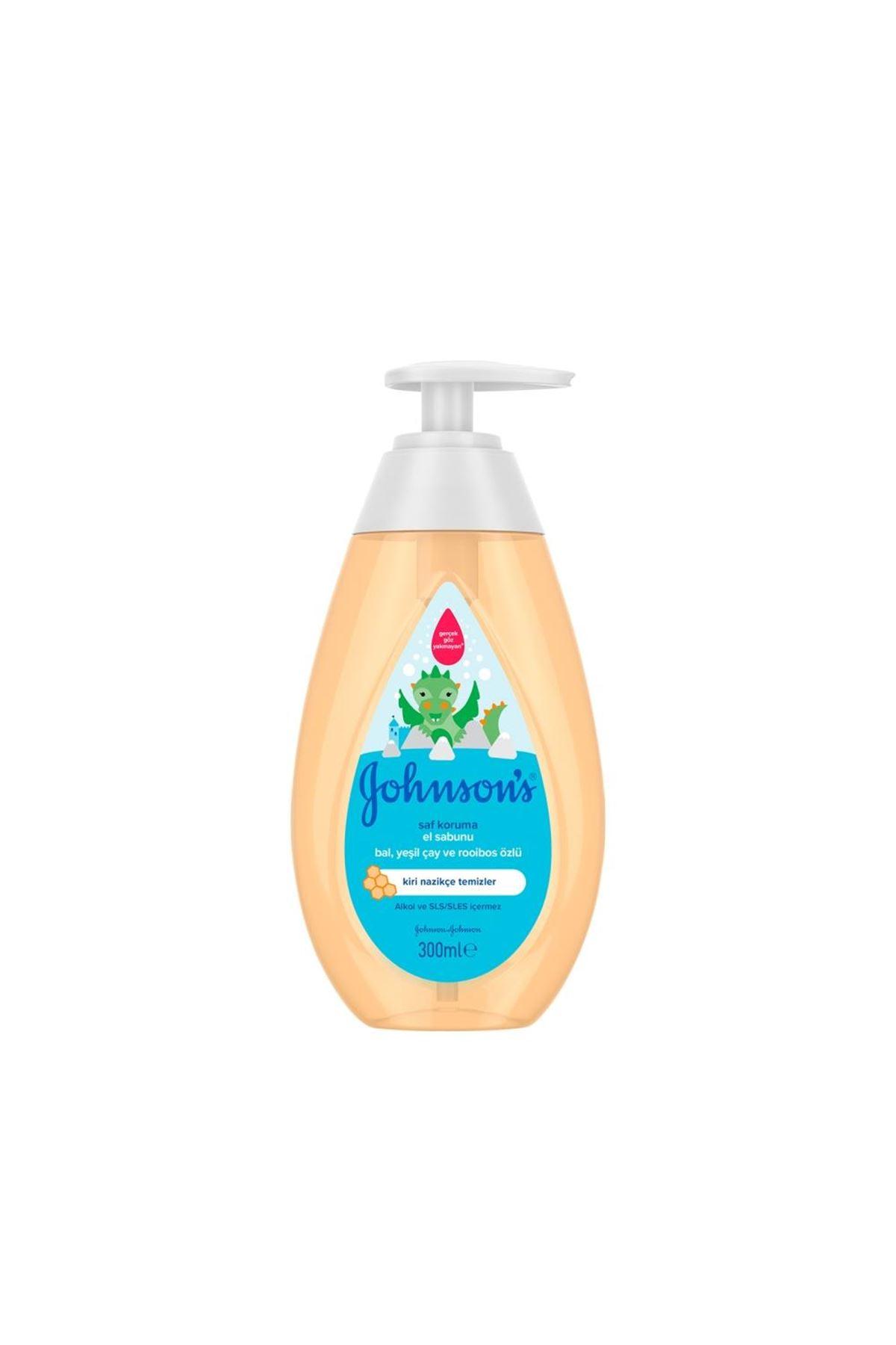 Johnson's Baby Sıvı Sabun Saf Koruma El Sabunu 300 ml