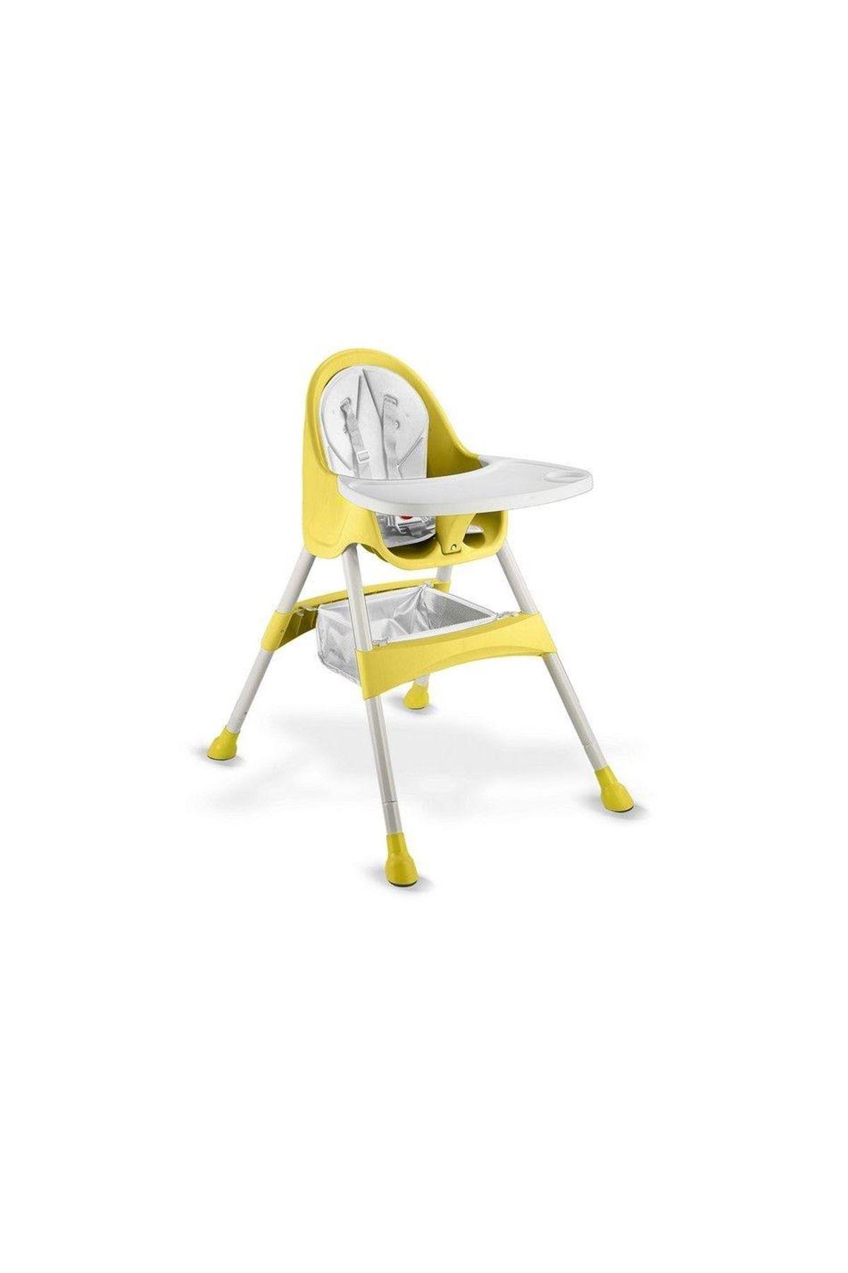 Babyhope BH7001 Royal Mama Sandalyesi Sarı
