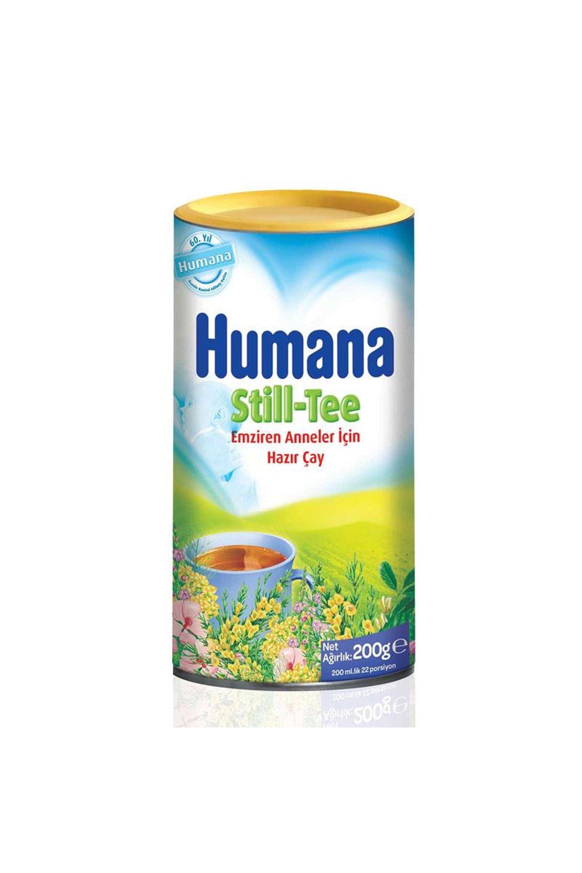 Humana Still Tee Emziren Anneler İçin Bitki Çayı 200 Gr