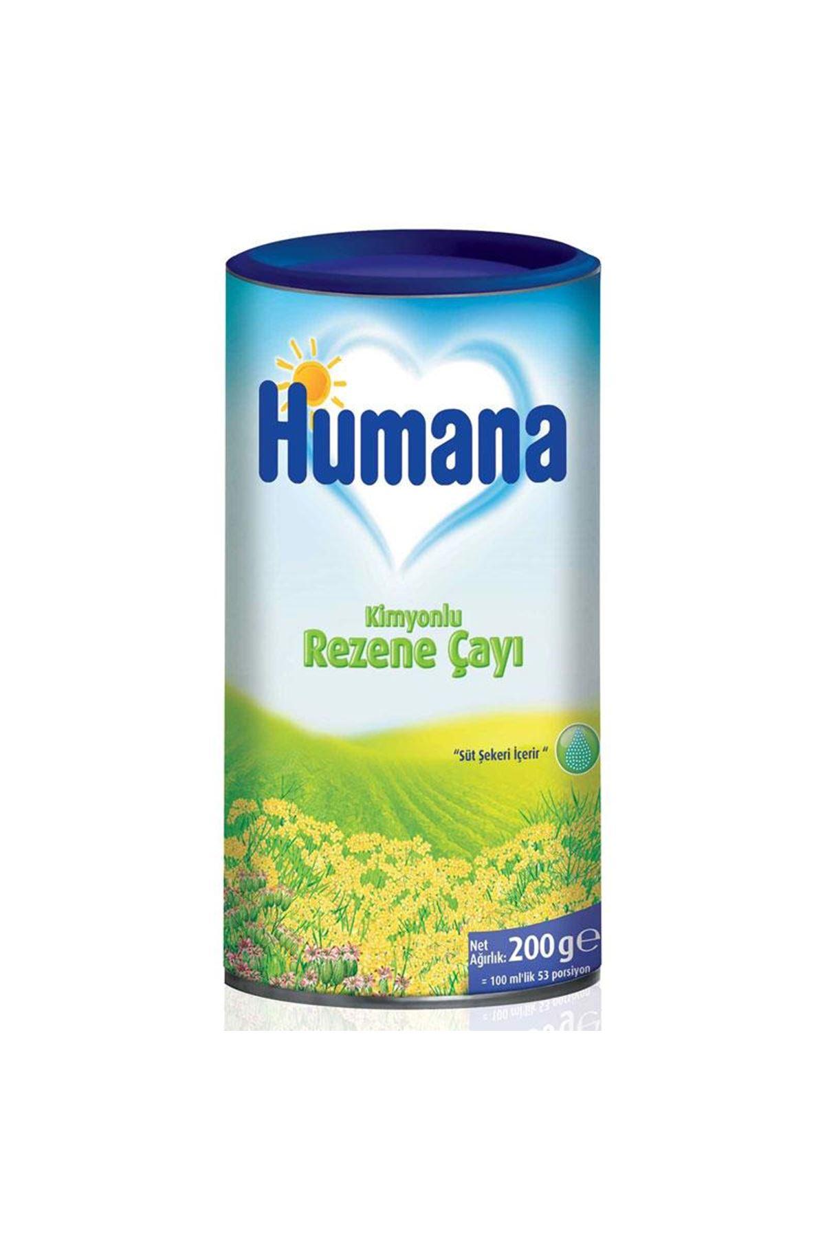 Humana Kimyonlu Rezene Çayı 200 Gr