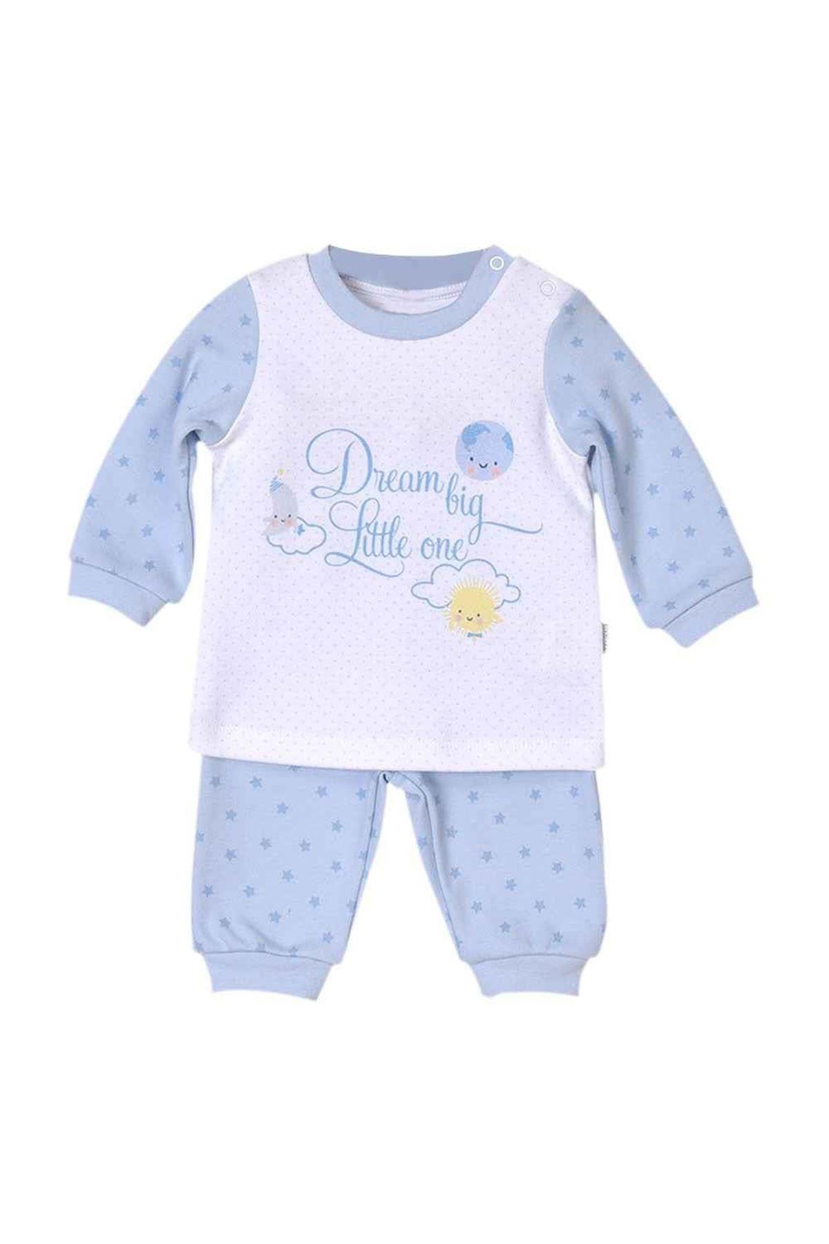 KitiKate Organik Dreams Big Little One 2'li Takım 59175 Mavi