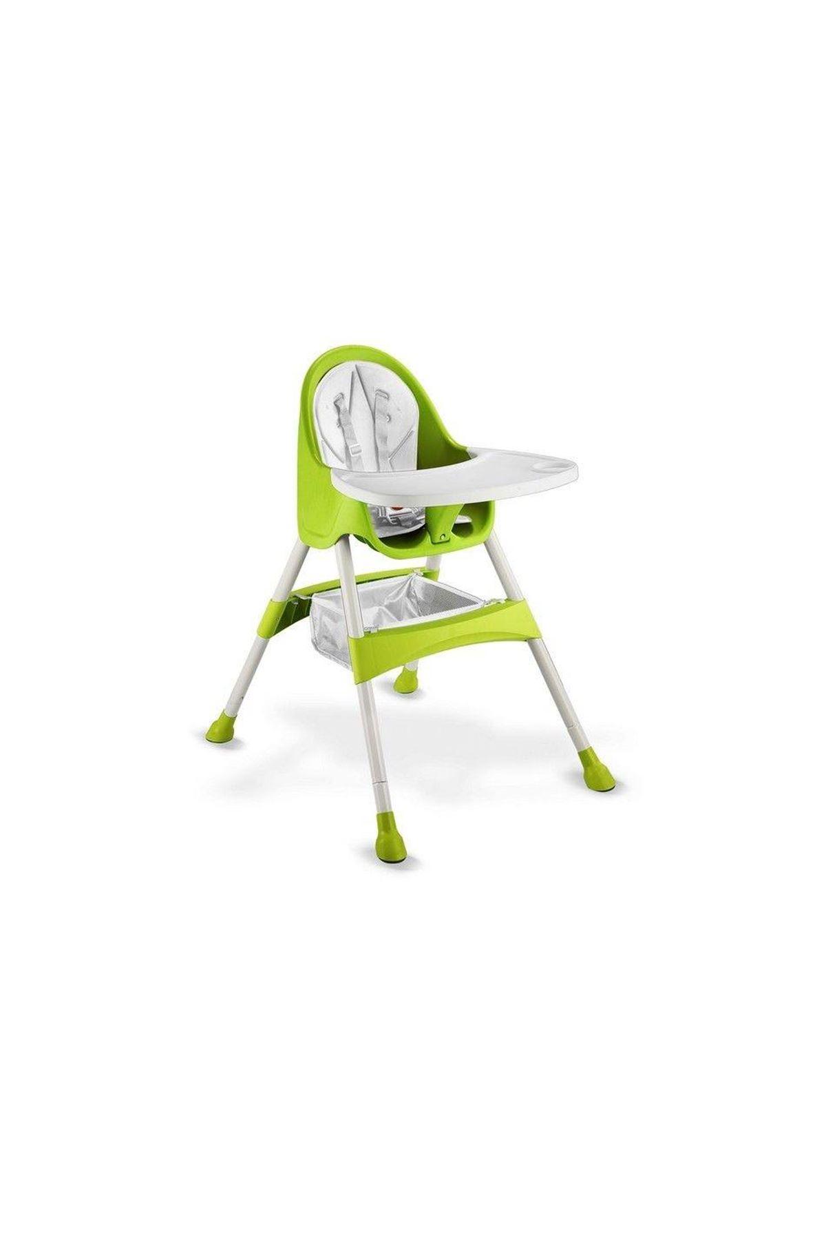 Babyhope BH7001 Royal Mama Sandalyesi Yeşil