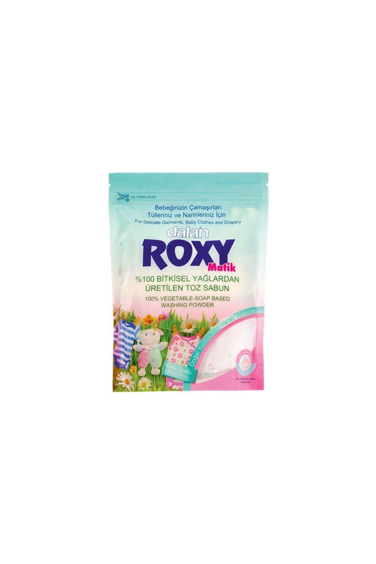 Dalan Roxy Toz Bebek Deterjanı Matik Bahar Çiçekleri 2000 Gr