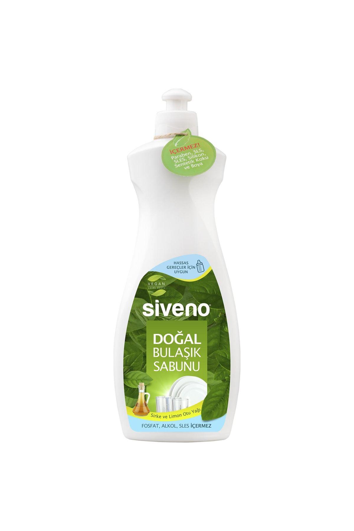 Siveno Doğal Bulaşık Sabunu 500 ml