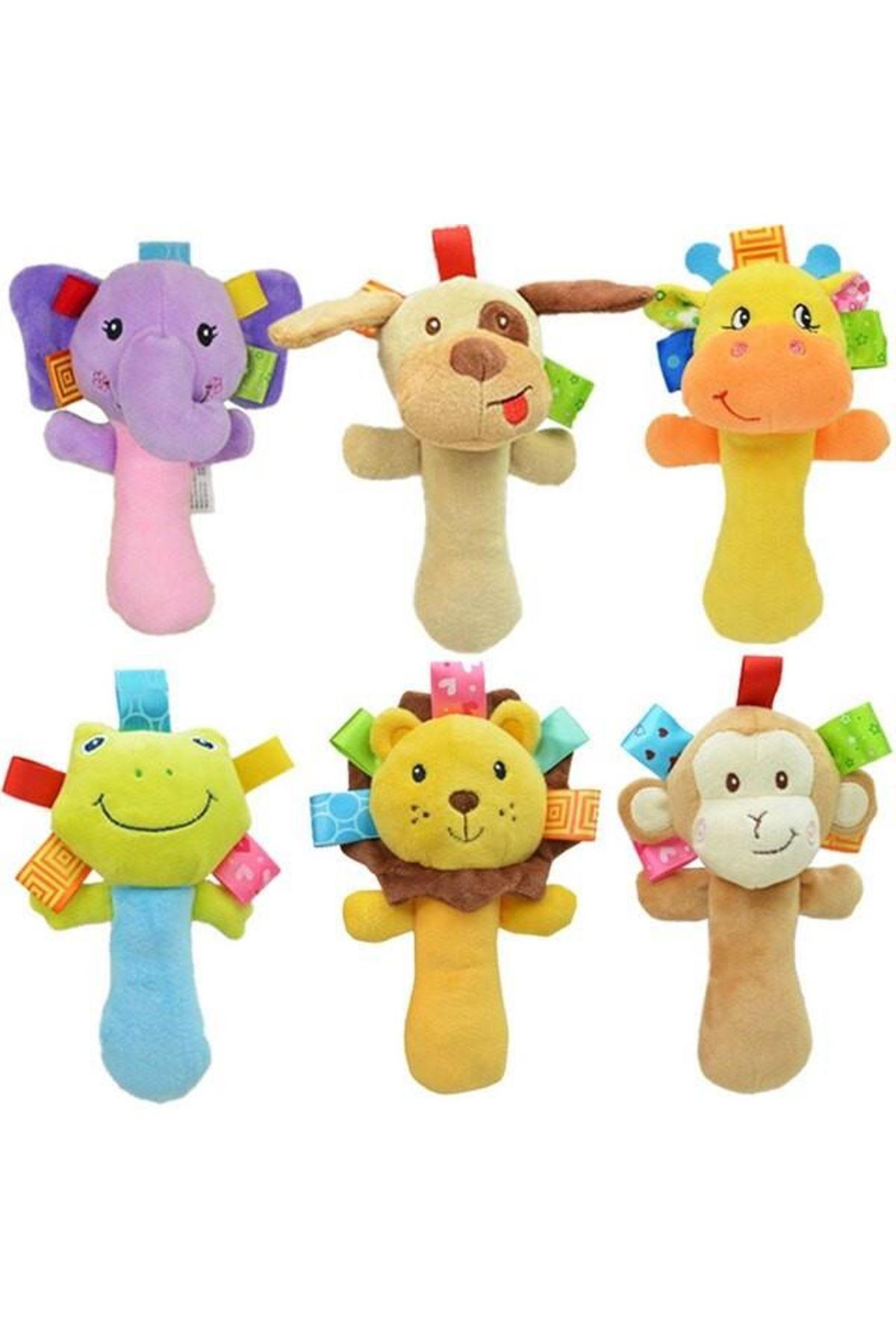 Sozzy Toys Çıngıraklı Sıksık SZY166