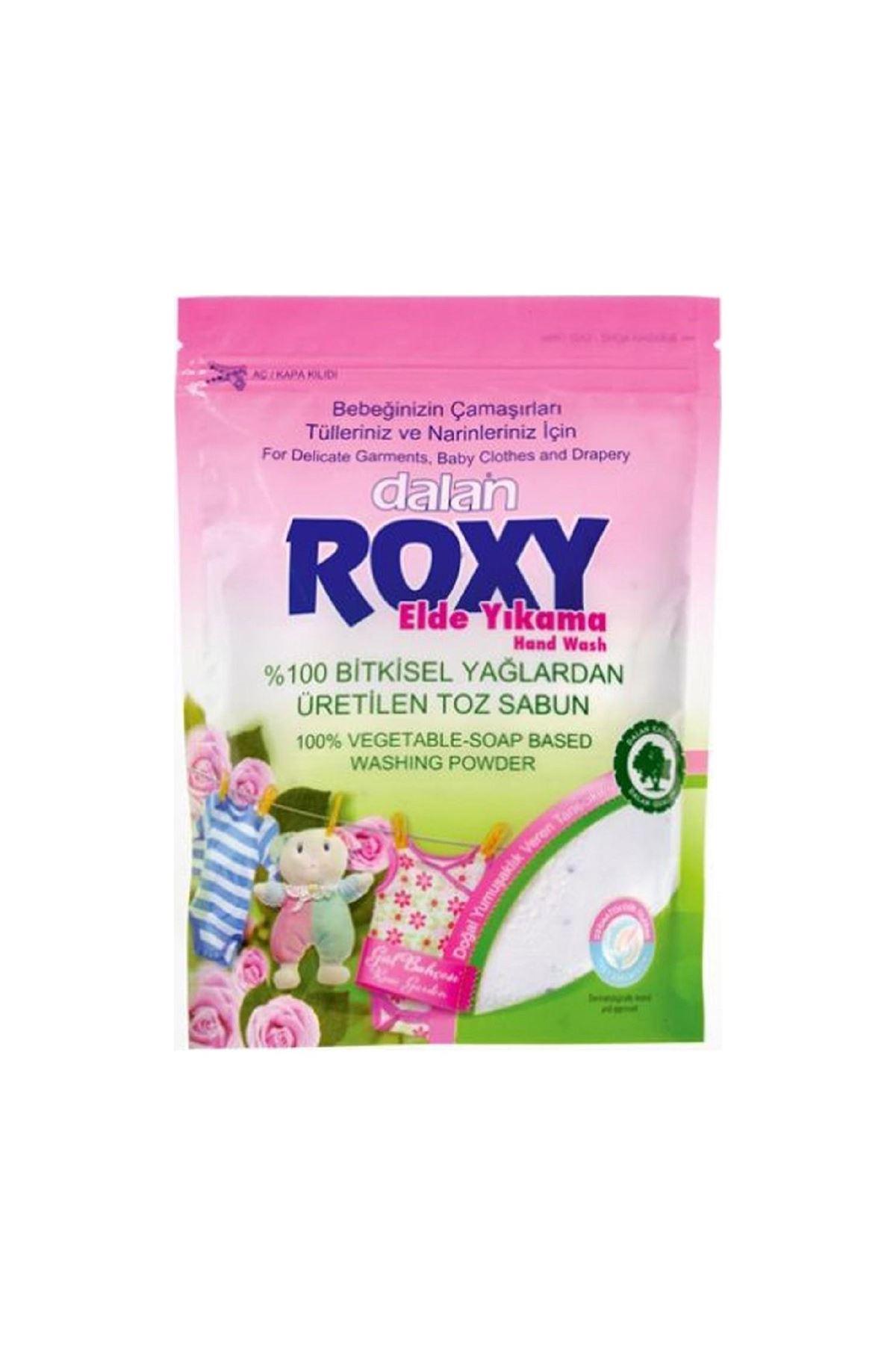 Dalan Roxy Toz Bebek Deterjanı Gül Bahçesi Elde Yıkama 800 Gr