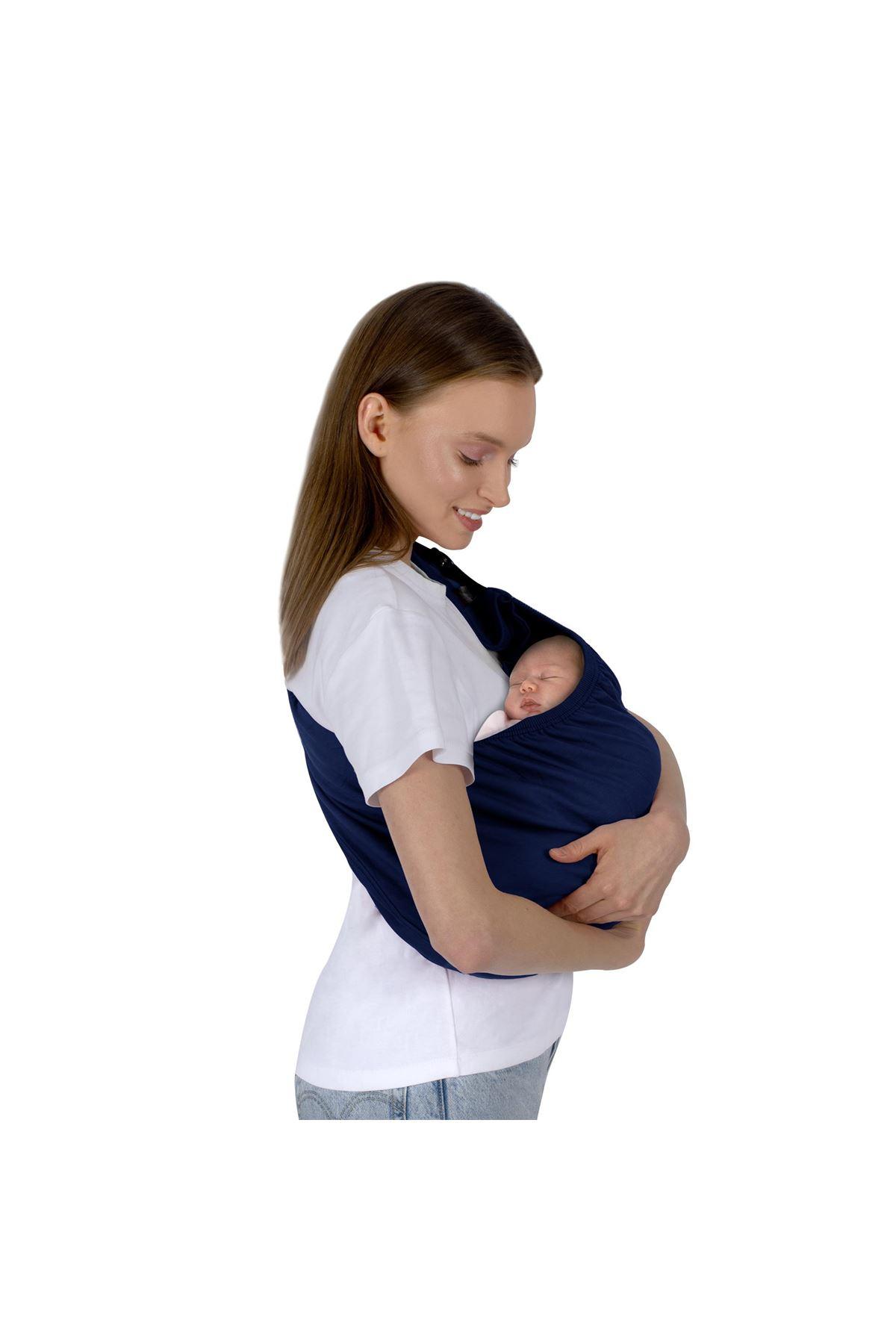 Sevi Bebe Pratik Sling ART-564 Lacivert