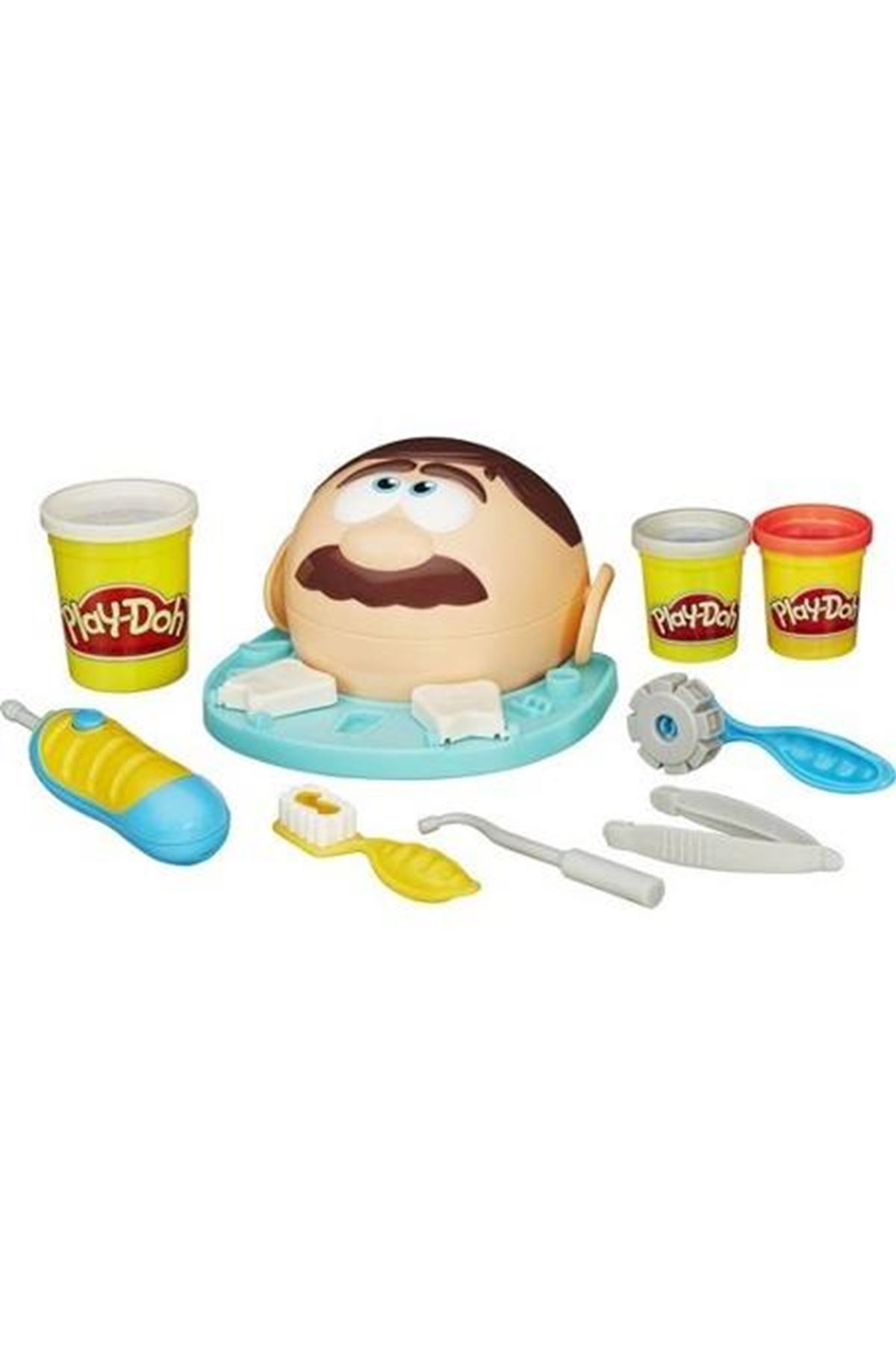 Play-Doh Dişçi Seti B5520