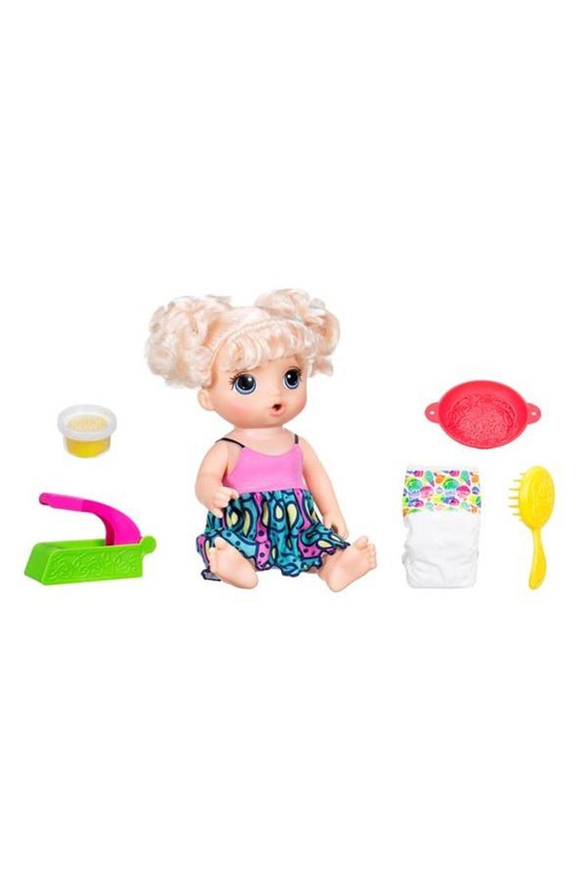 Baby Alive Spagetti Seven Bebeğim 0963