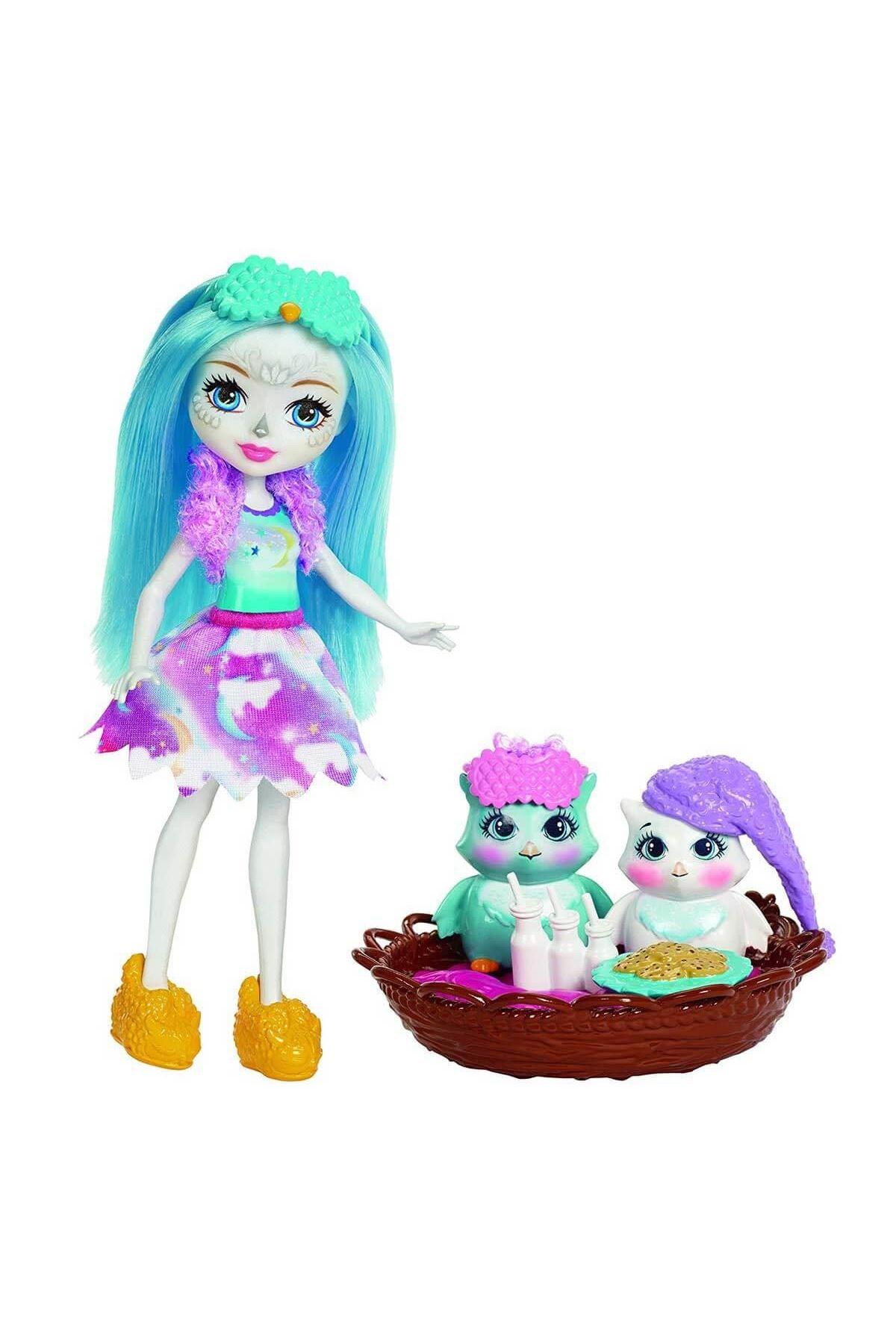 Enchantimals Bebekleri Piknikte Oyun Seti FCC62