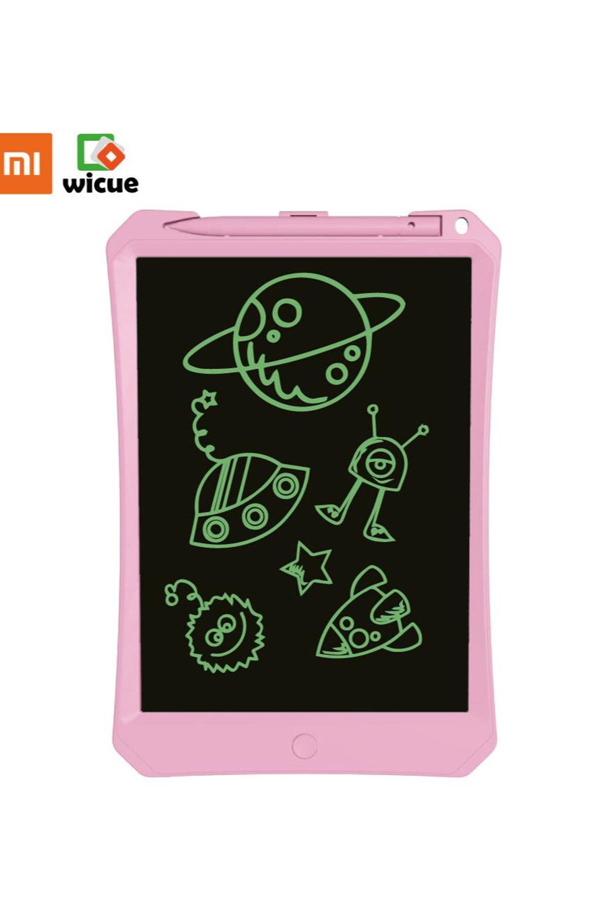 Xiaomi Wicue 11 LCD Dijital Çizim Tableti Pembe