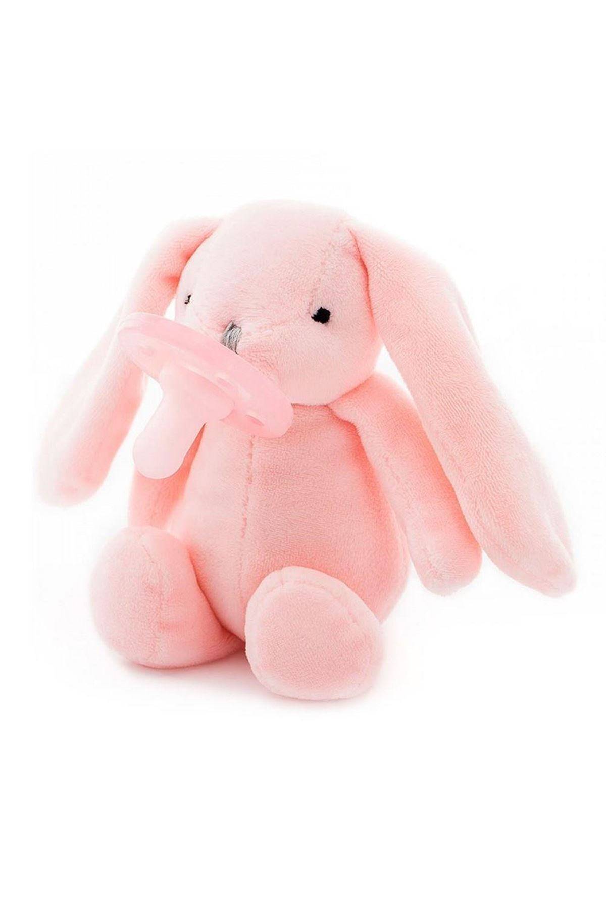 OiOi Emzikli Uyku Arkadaşı Pembe Tavşan