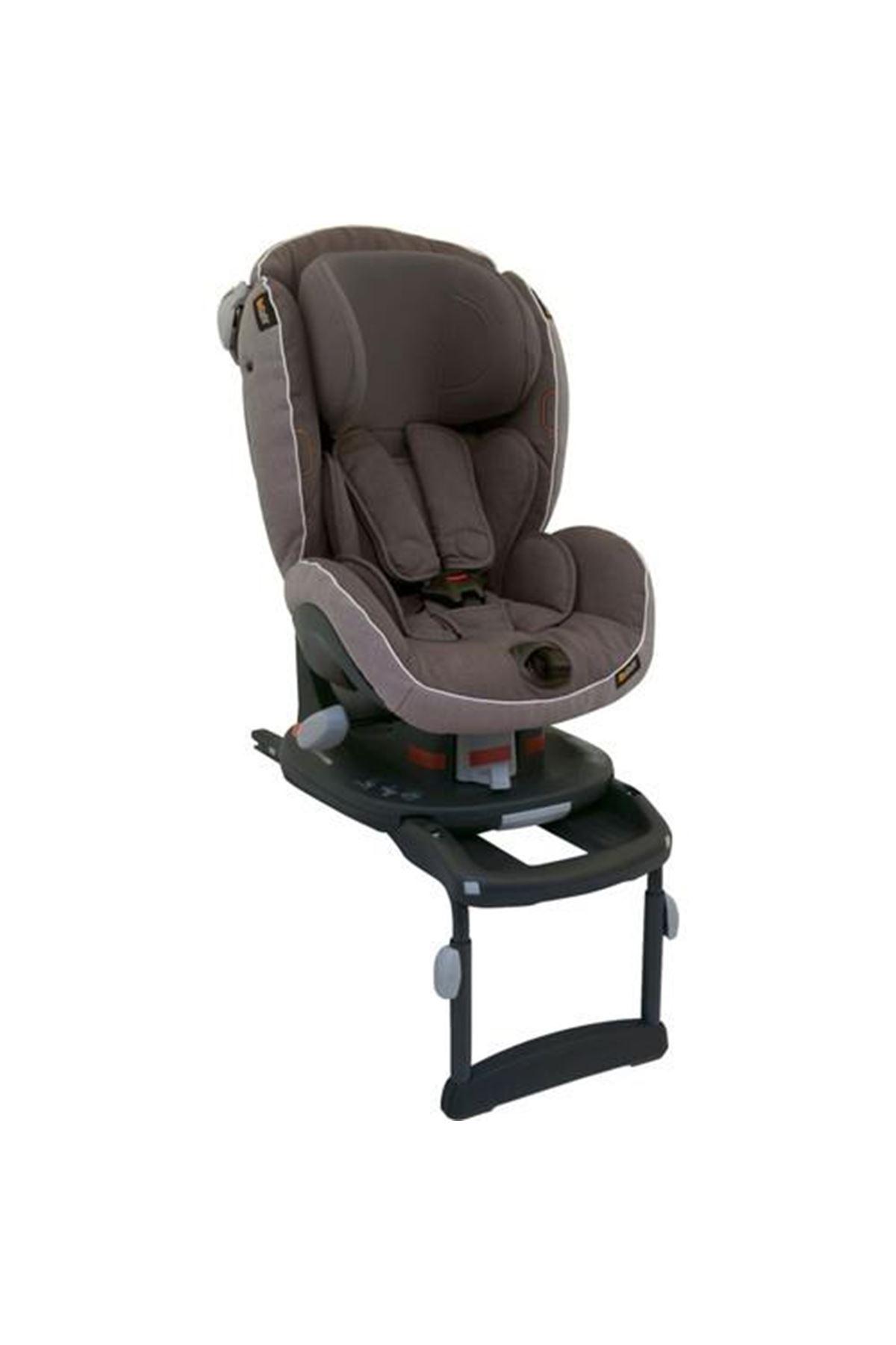BeSafe İzi Comfort X3 9-18 Kg İsofixli Oto Koltuğu Metallic Melange