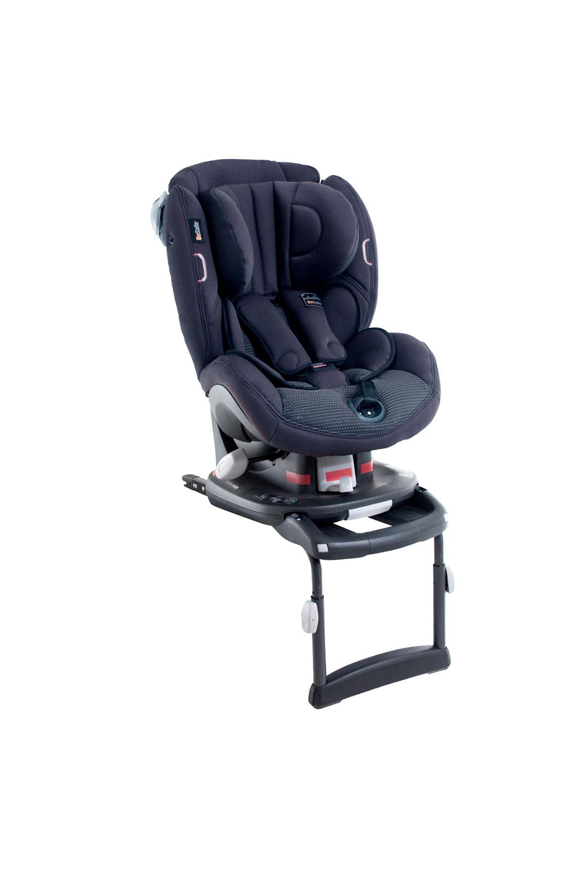 BeSafe İzi Comfort X3 9-18 Kg İsofixli Oto Koltuğu Black Car İnterior