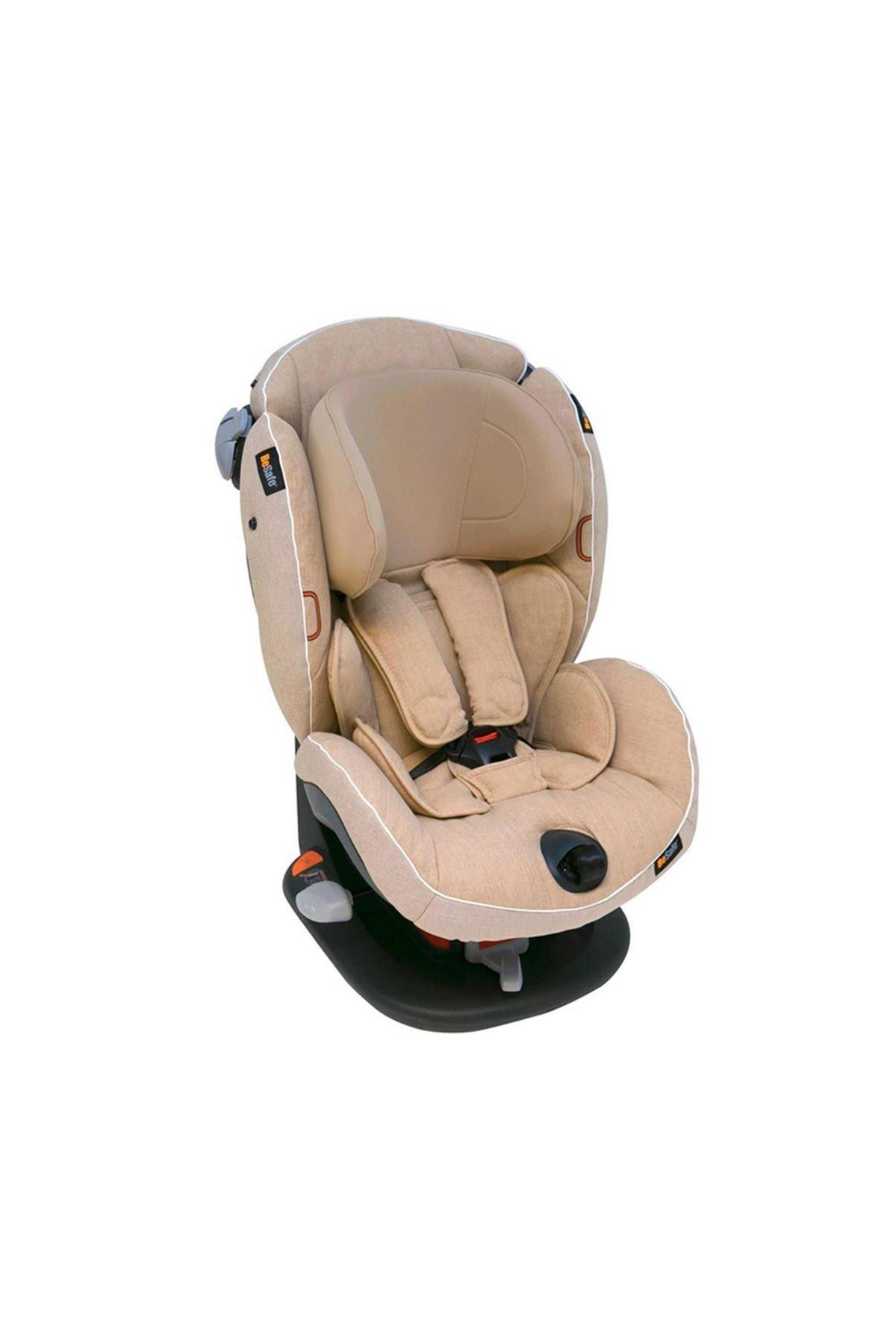 BeSafe İzi Comfort X3 9-18 Kg Oto Koltuğu Ivory Melange