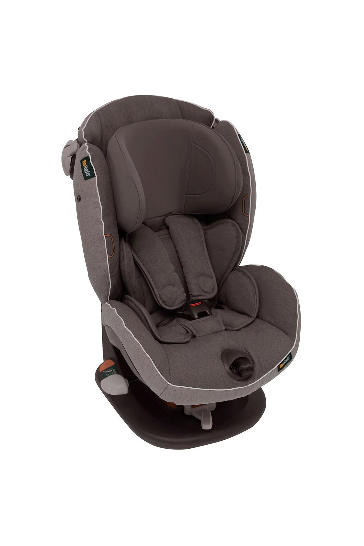 BeSafe İzi Comfort X3 9-18 Kg Oto Koltuğu Metallic Melange