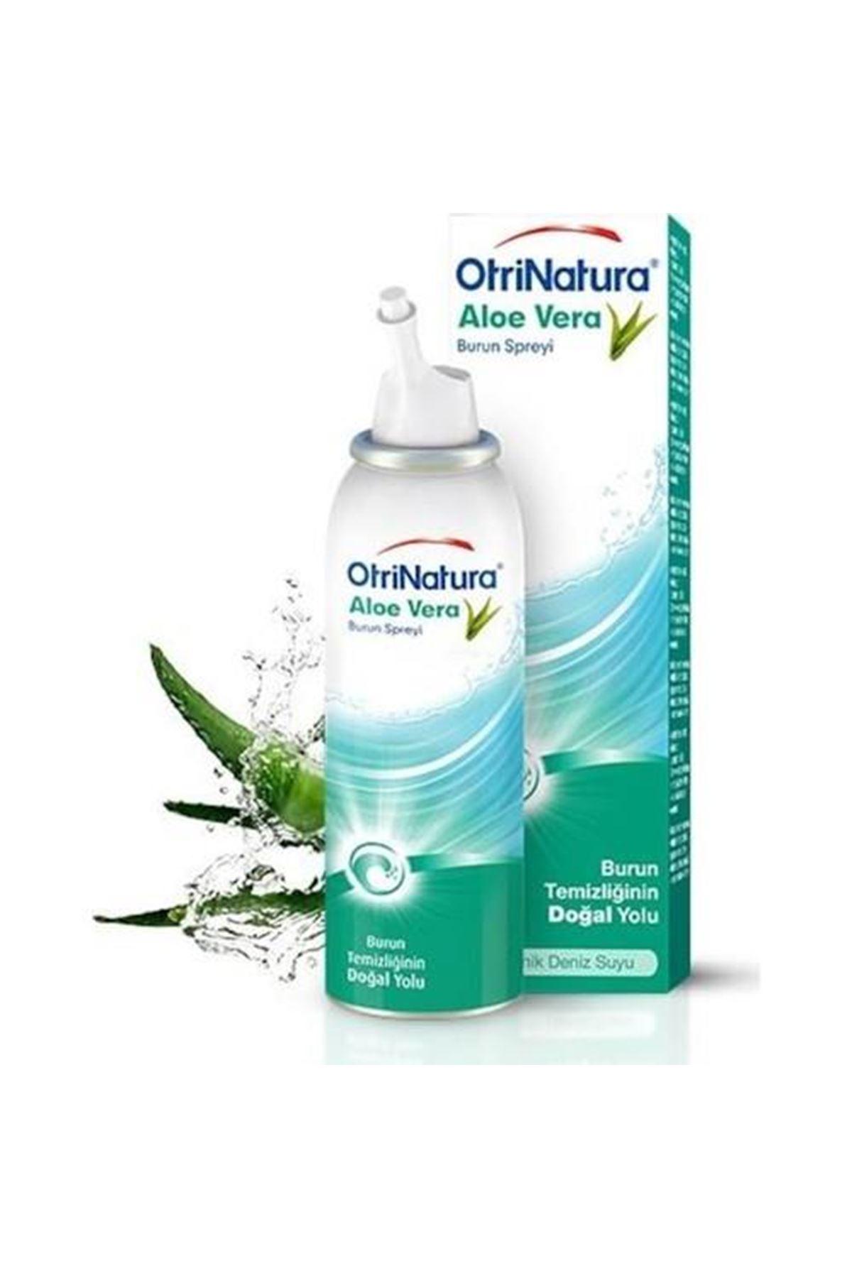 Otrinatura Aloe Vera Burun Spreyi 100 ml