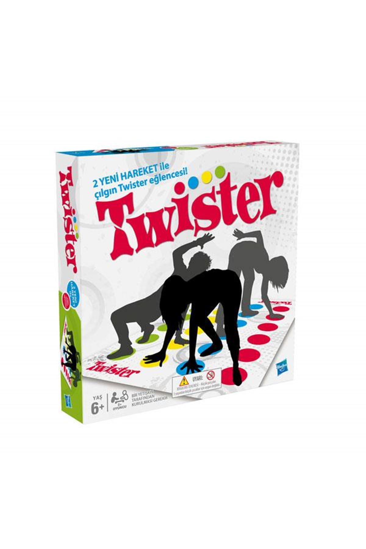 Hasbro Twister 6 Yaş+ 98831