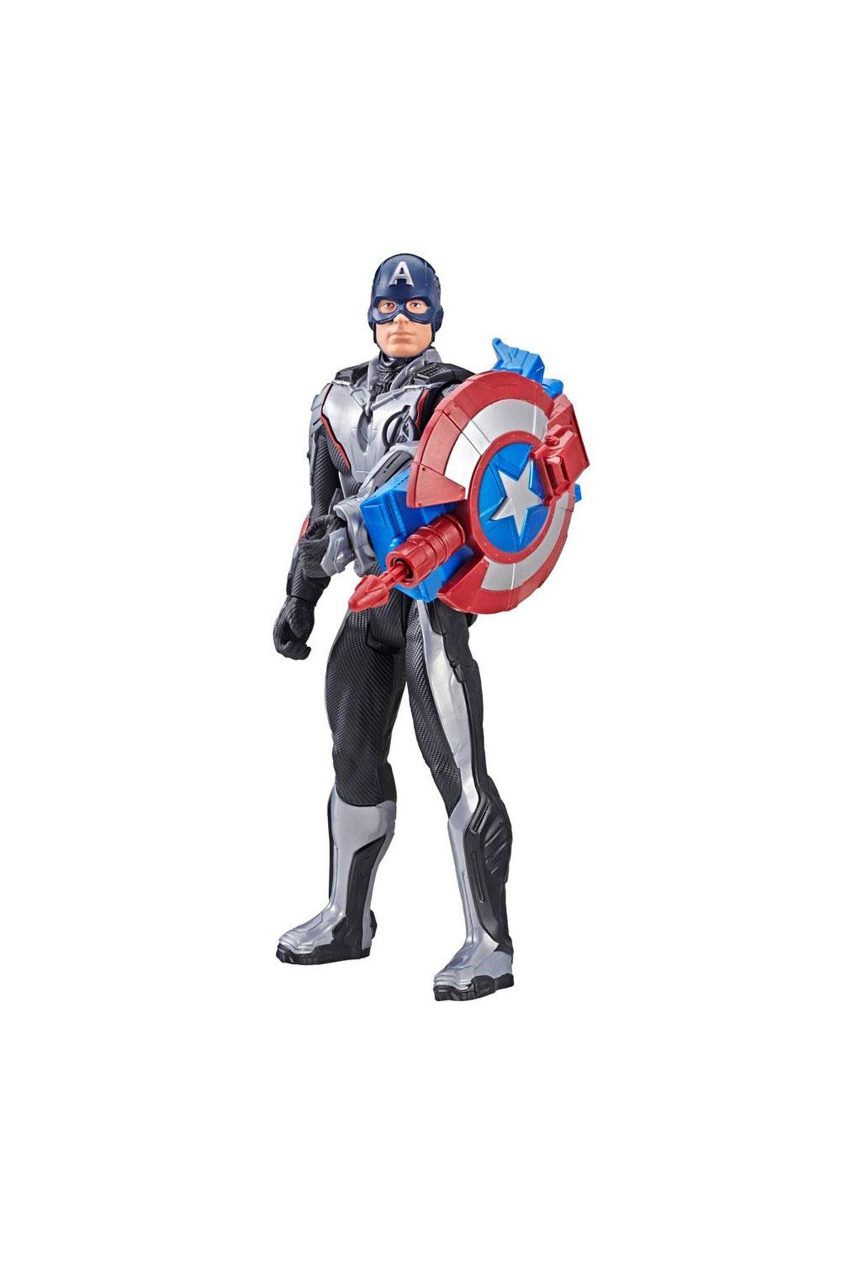 Avengers Game Titan Hero Kaptan America Figür E3301