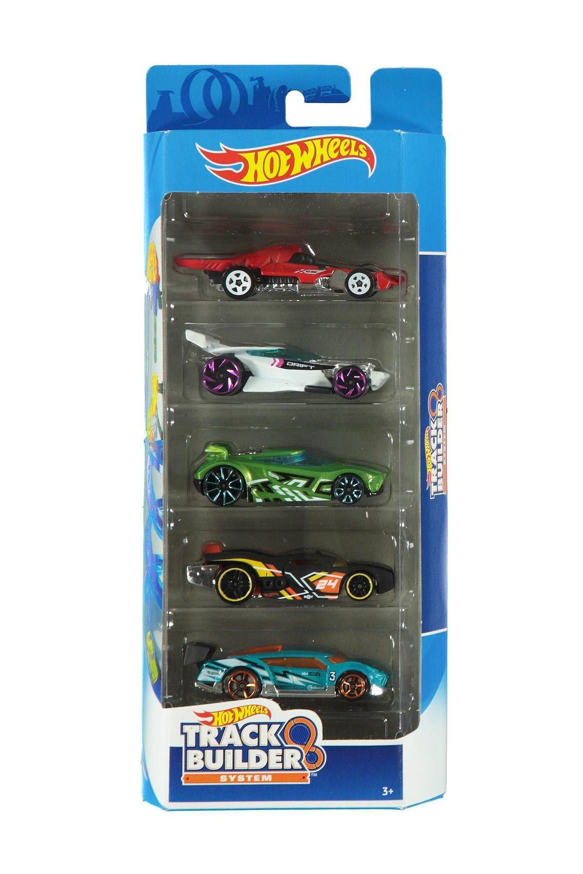 Hot Wheels 5li Araba Seti MTL1806