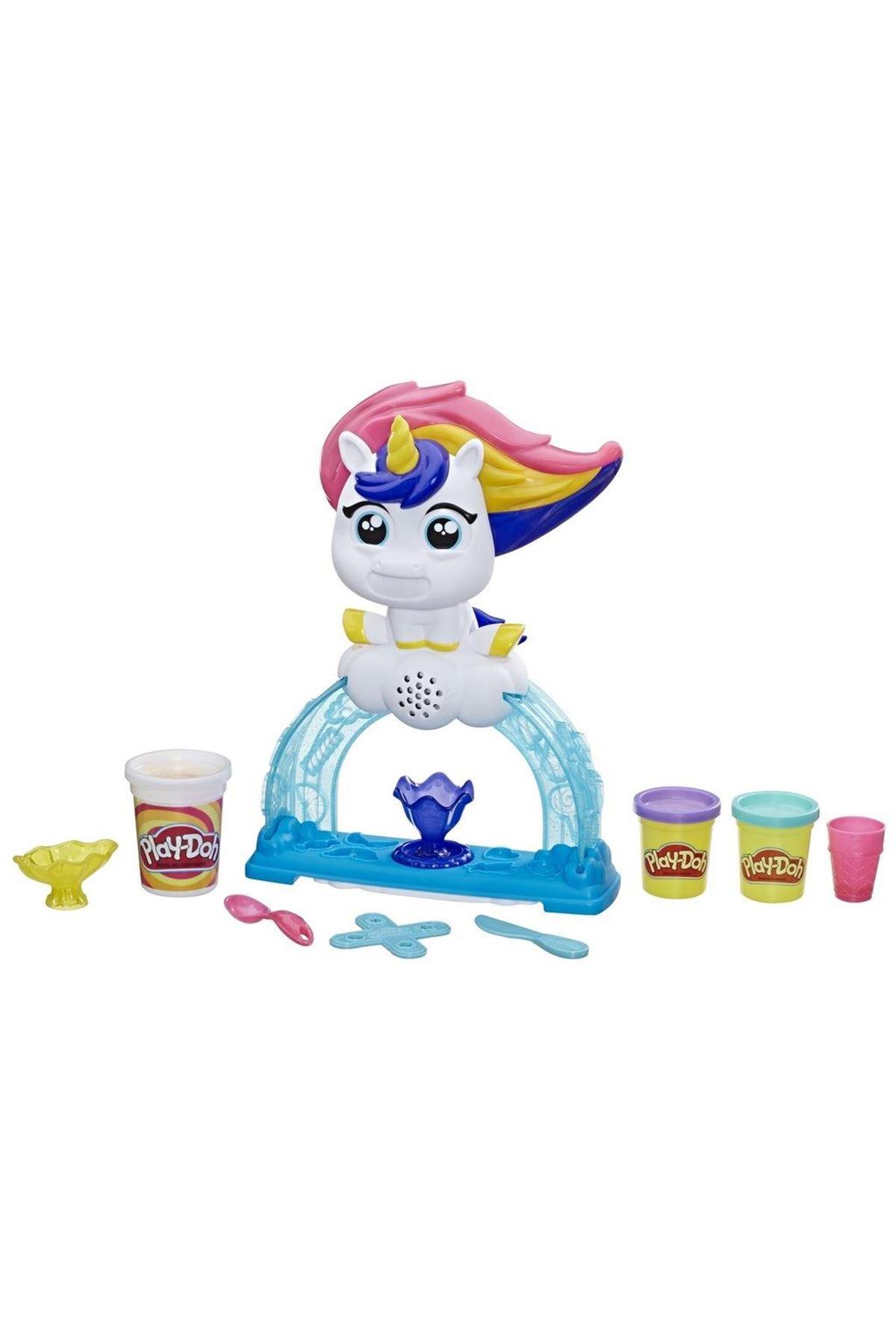 Play-Doh Dondurmacı Unicorn E5376
